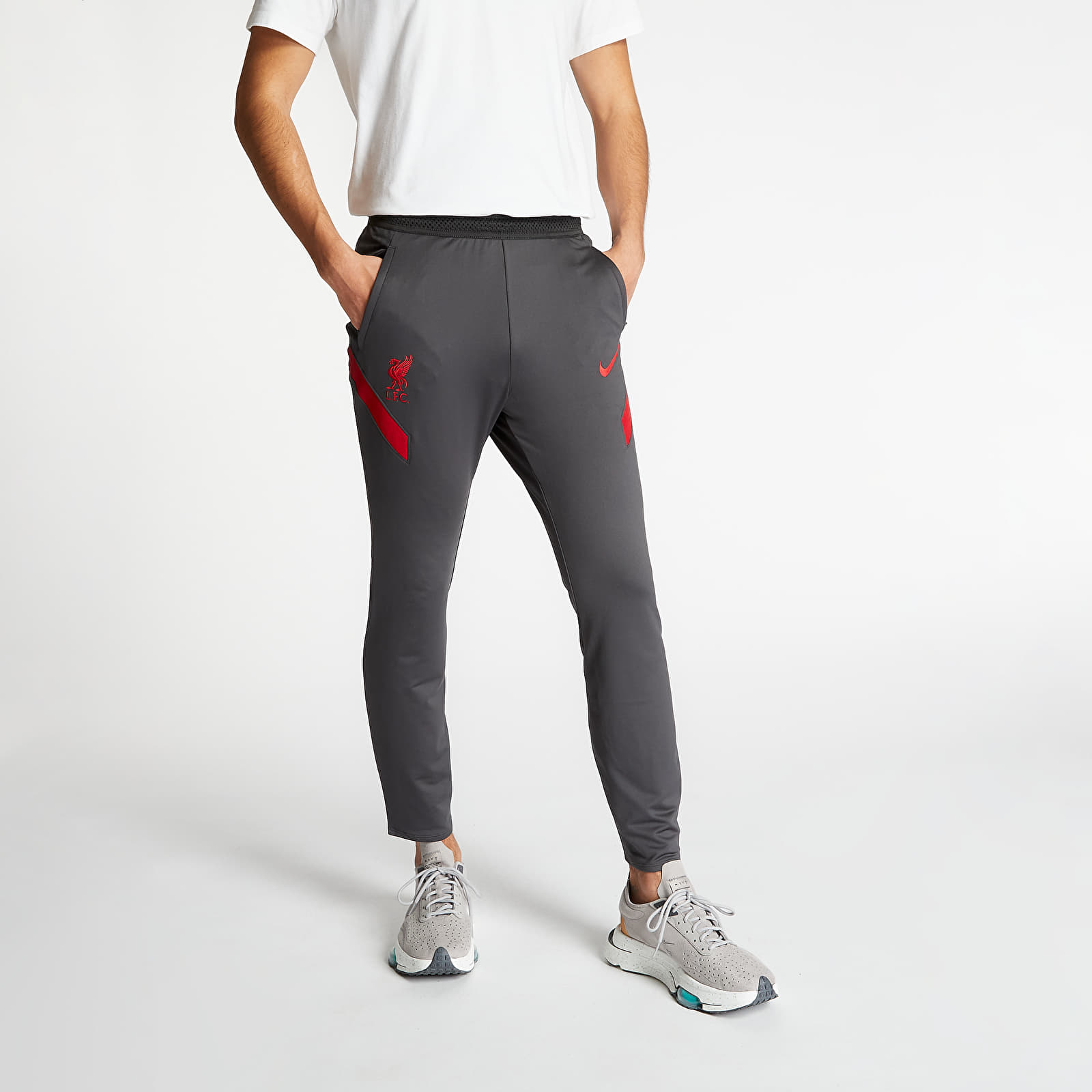 Pants and jeans Nike Liverpool FC Strike Pants Grey