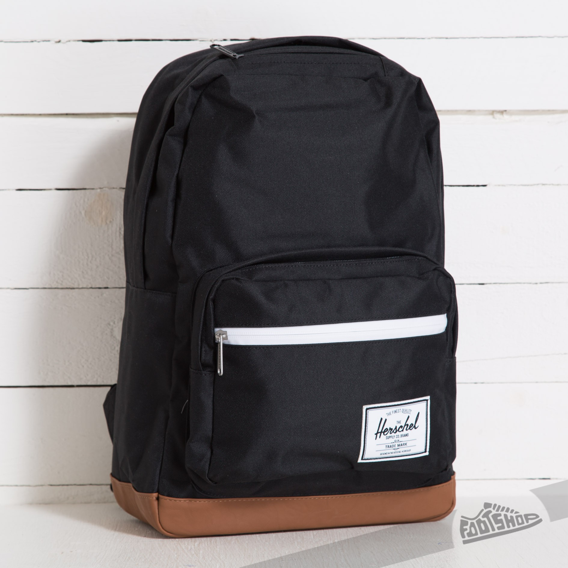 283f82fc96c1 Herschel Supply Co. Pop Quiz Backpack Black Tan