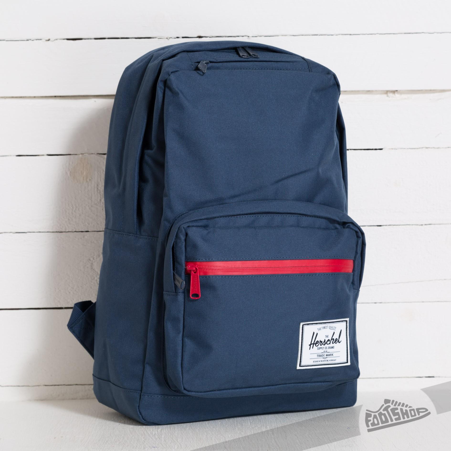 Herschel Supply Co. Pop Quiz Backpack Navy Red  e4f71933f8e55