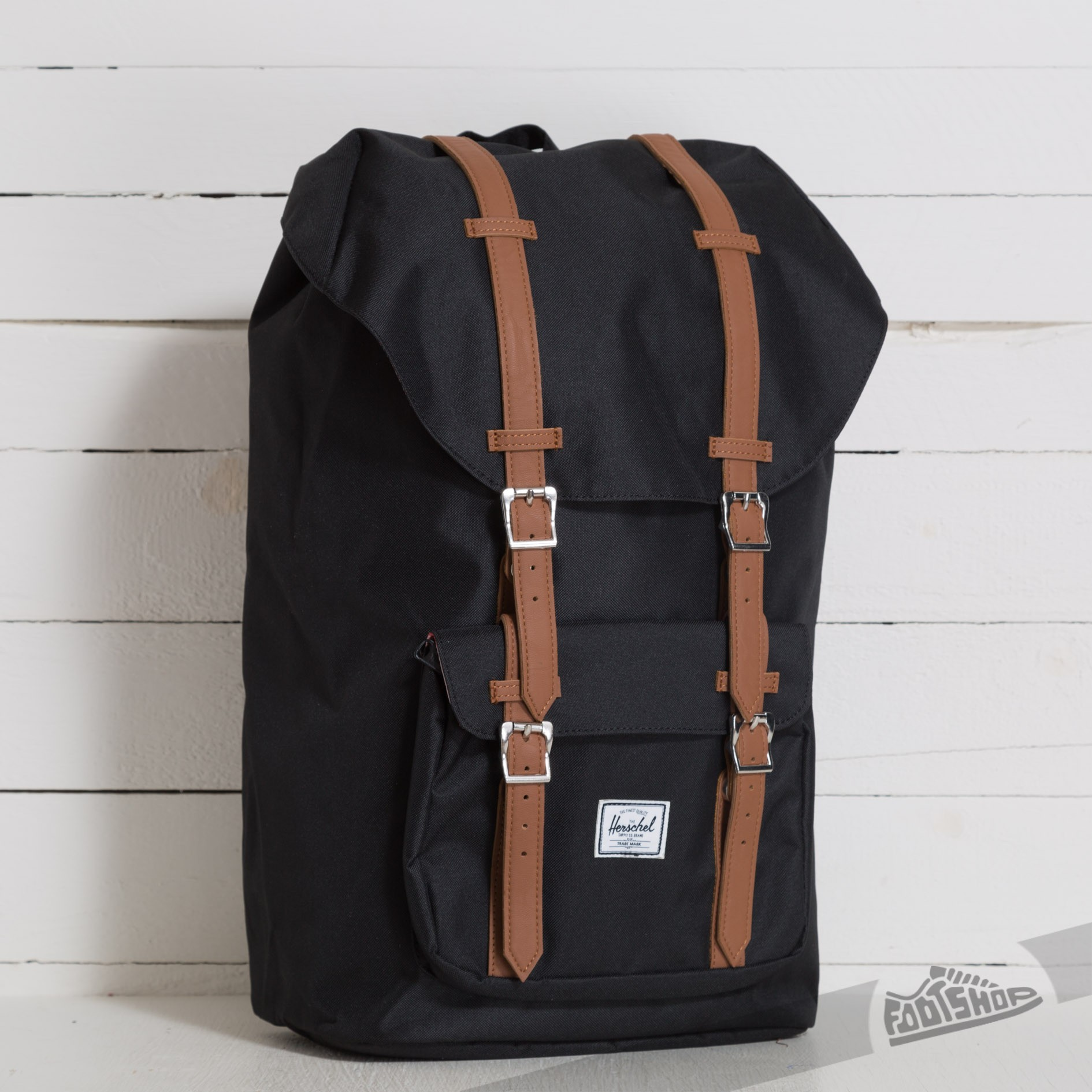 a0d65a64e32 Herschel Supply Little America Backpack Black