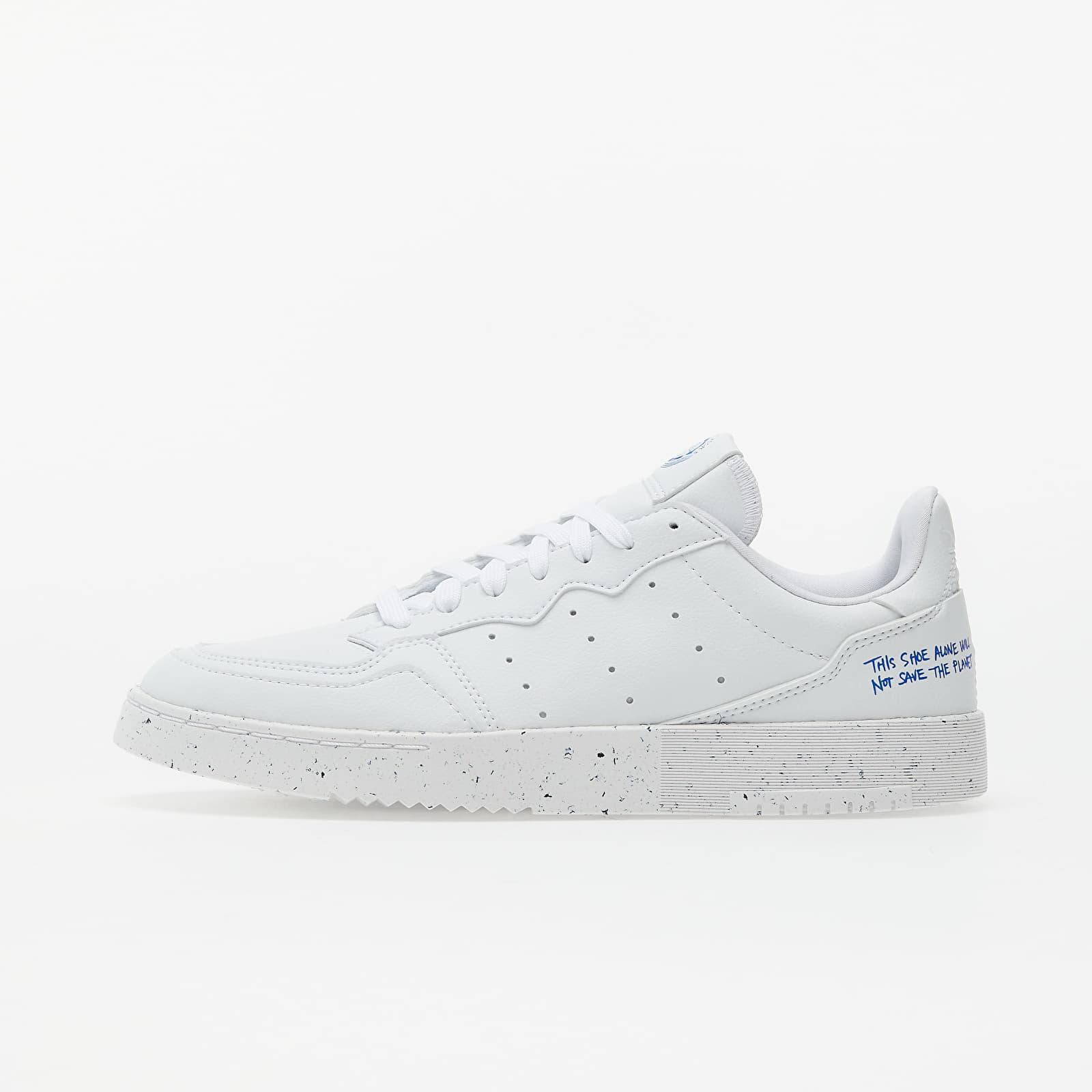 Pánske tenisky a topánky adidas Supercourt Clean Classics Ftw White/ Ftw White/ Core Royal