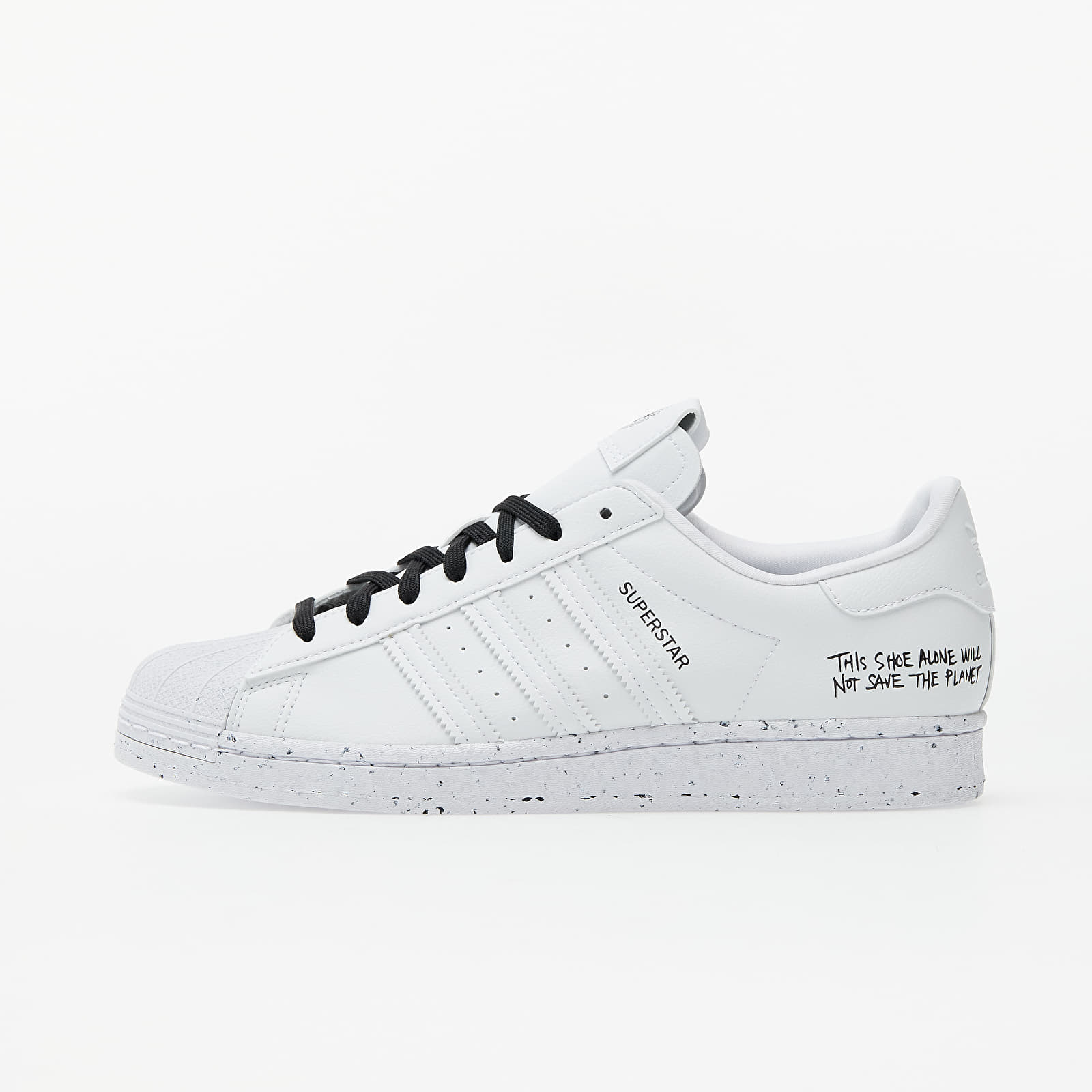 Pánske tenisky a topánky adidas Superstar Clean Classics Ftw White/ Ftw White/ Core Black