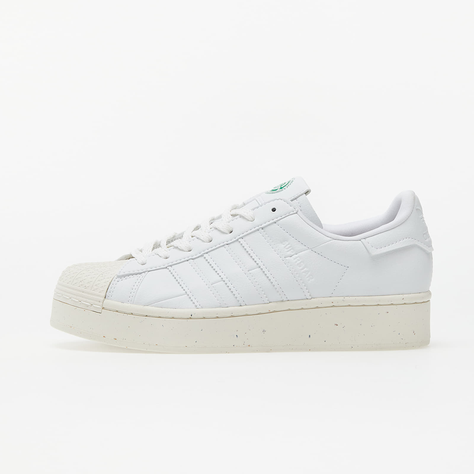 adidas Superstar Bold W Clean Classics Ftw White/ Ftw White/ Off White EUR 41 1/3