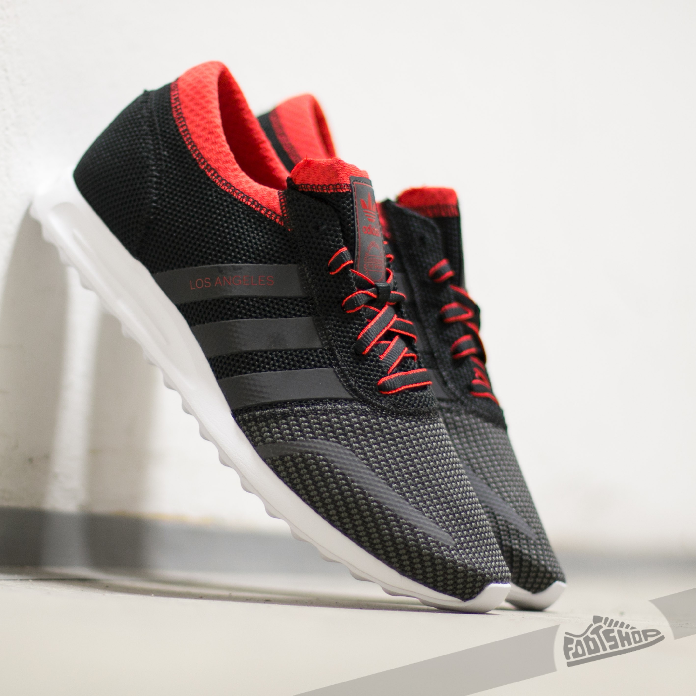 a014ba4c37ca adidas Los Angeles Core Black  Dgsogr  Red