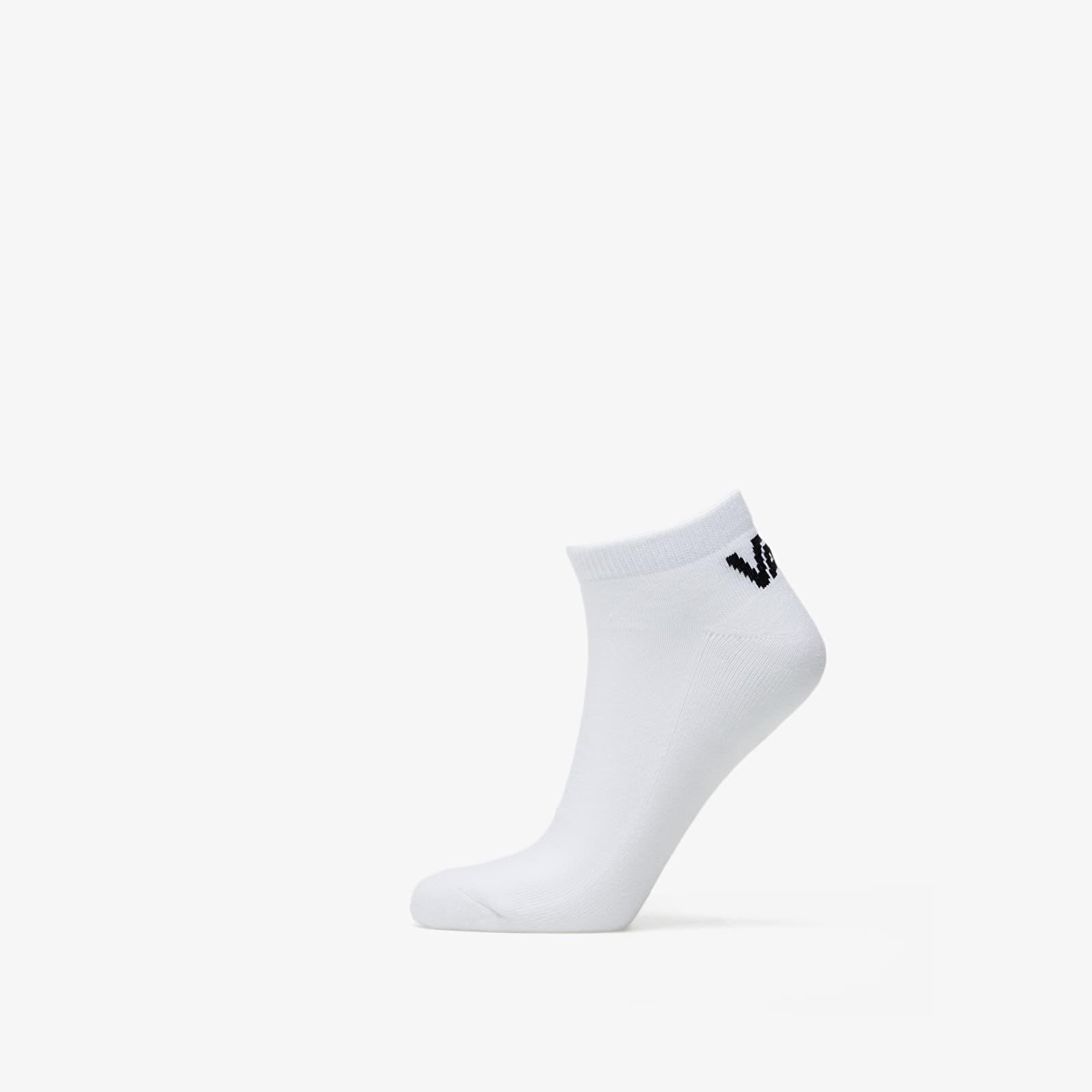 Vans Classic Low 3 Pair Socks White EUR 42.5-47