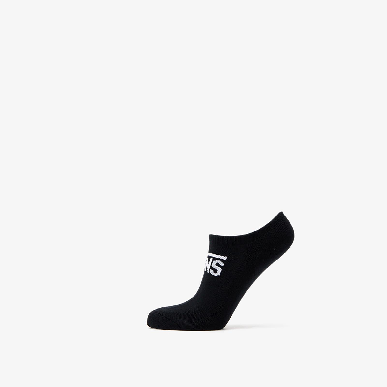 Чорапи Vans Classic Kick 3 Pair Socks Black