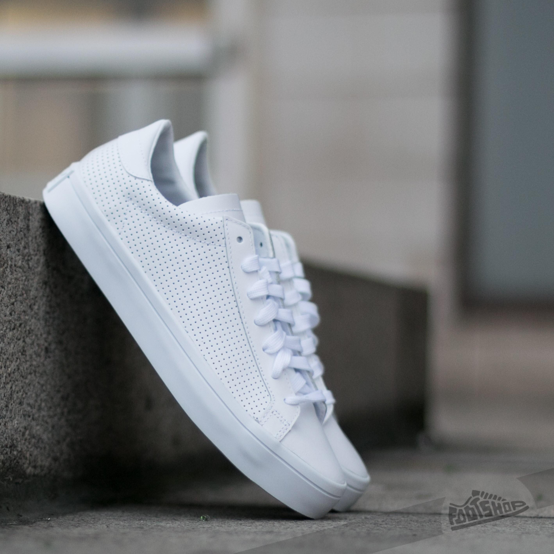 hot sale online 127f3 bc1be adidas Court Vantage. Ftw White Ftw White Core Black