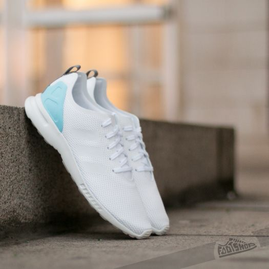 finest selection 5fcb9 0bbef adidas Zx Flux ADV Smooth W Core White/ Core White ...