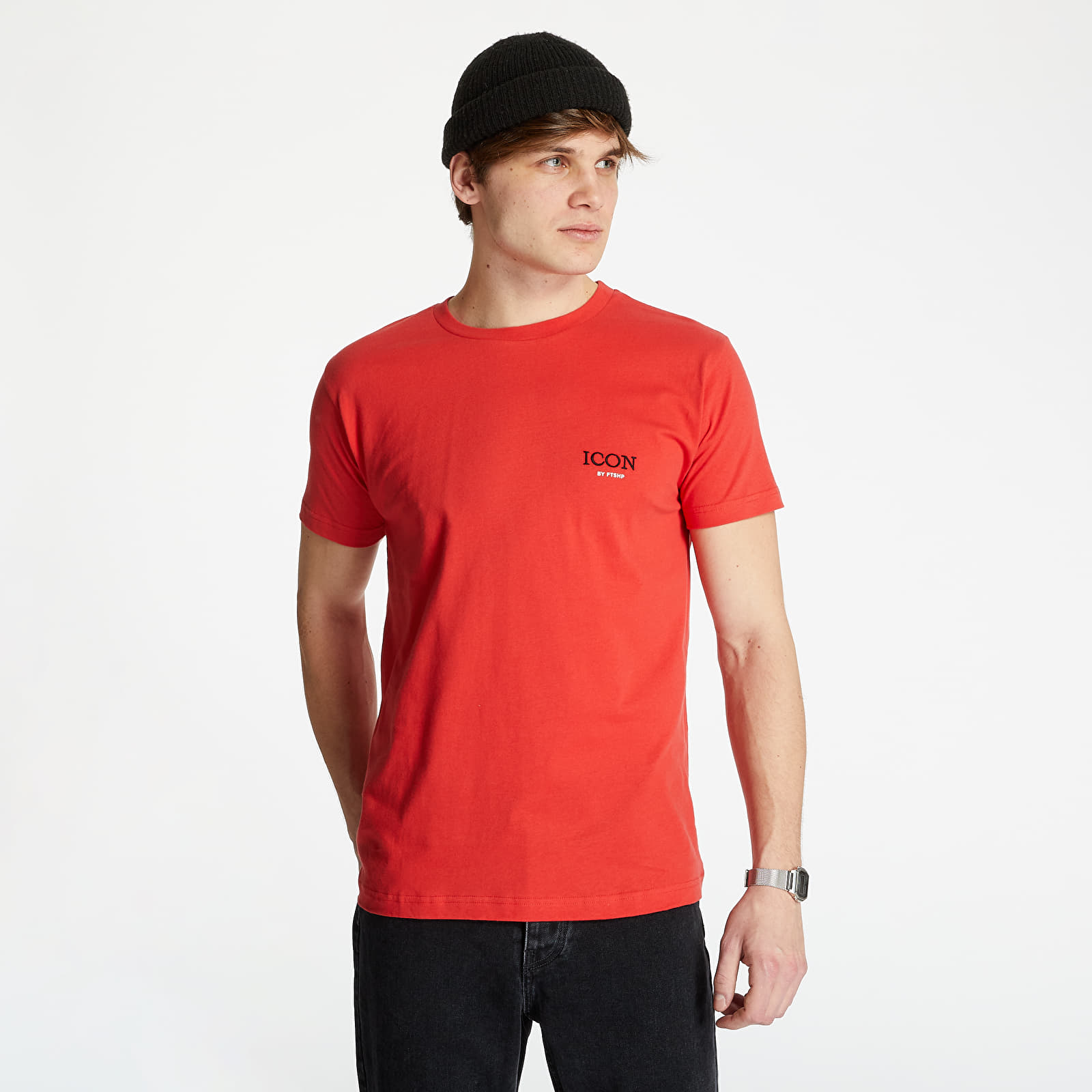 T-shirts FTSHP x Rytmus Icon Tee Red