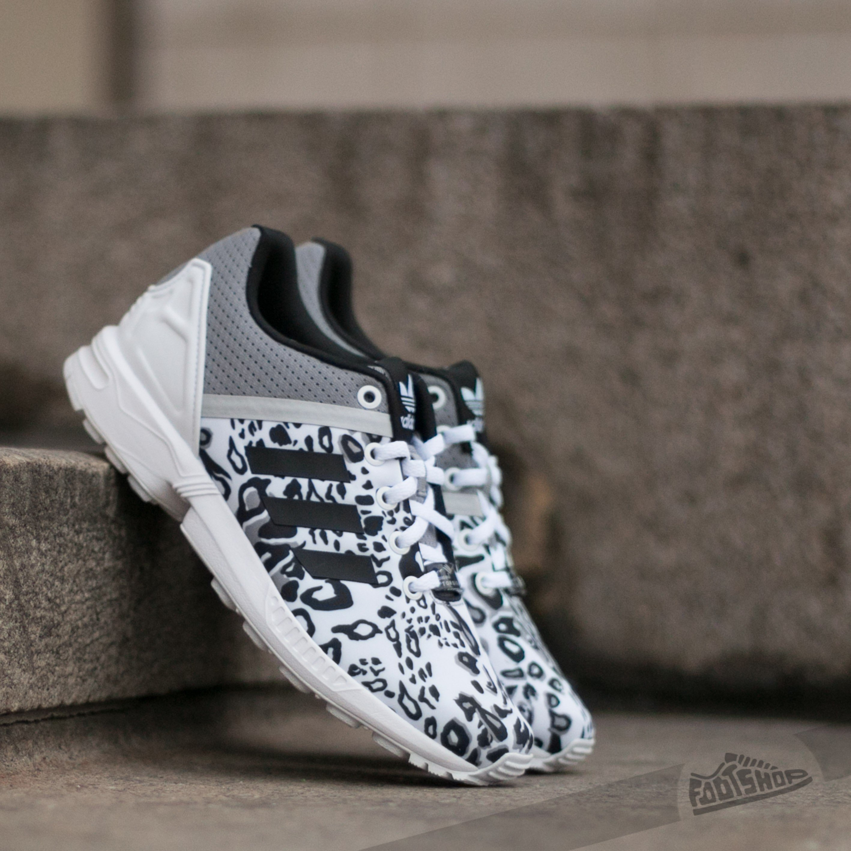 Adidas Originals Adidas Zx Flux Ftw White Core Black