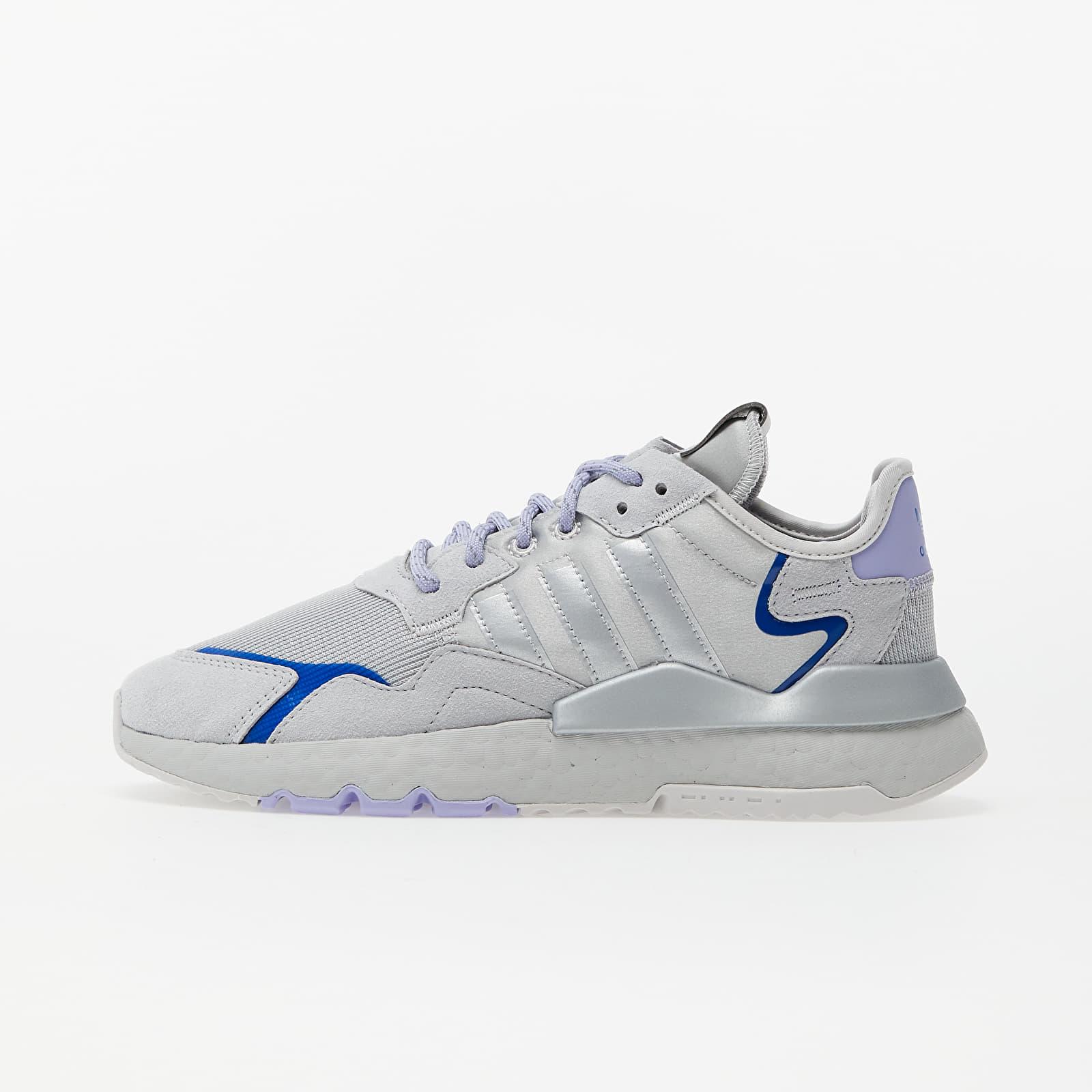 adidas Nite Jogger W Grey Two/ Silver Met./ Dust Purple EUR 40