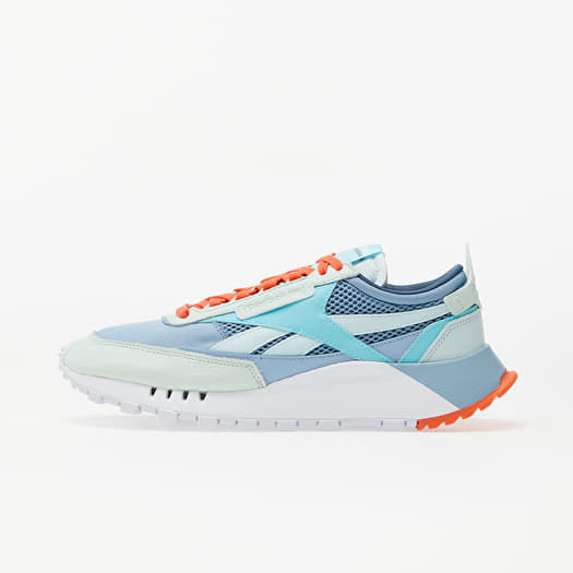 bahía Claraboya Un evento  Men's shoes Reebok Classic Legacy Chalk Blue/ Digital Glow/ Aqua Dust |  Footshop