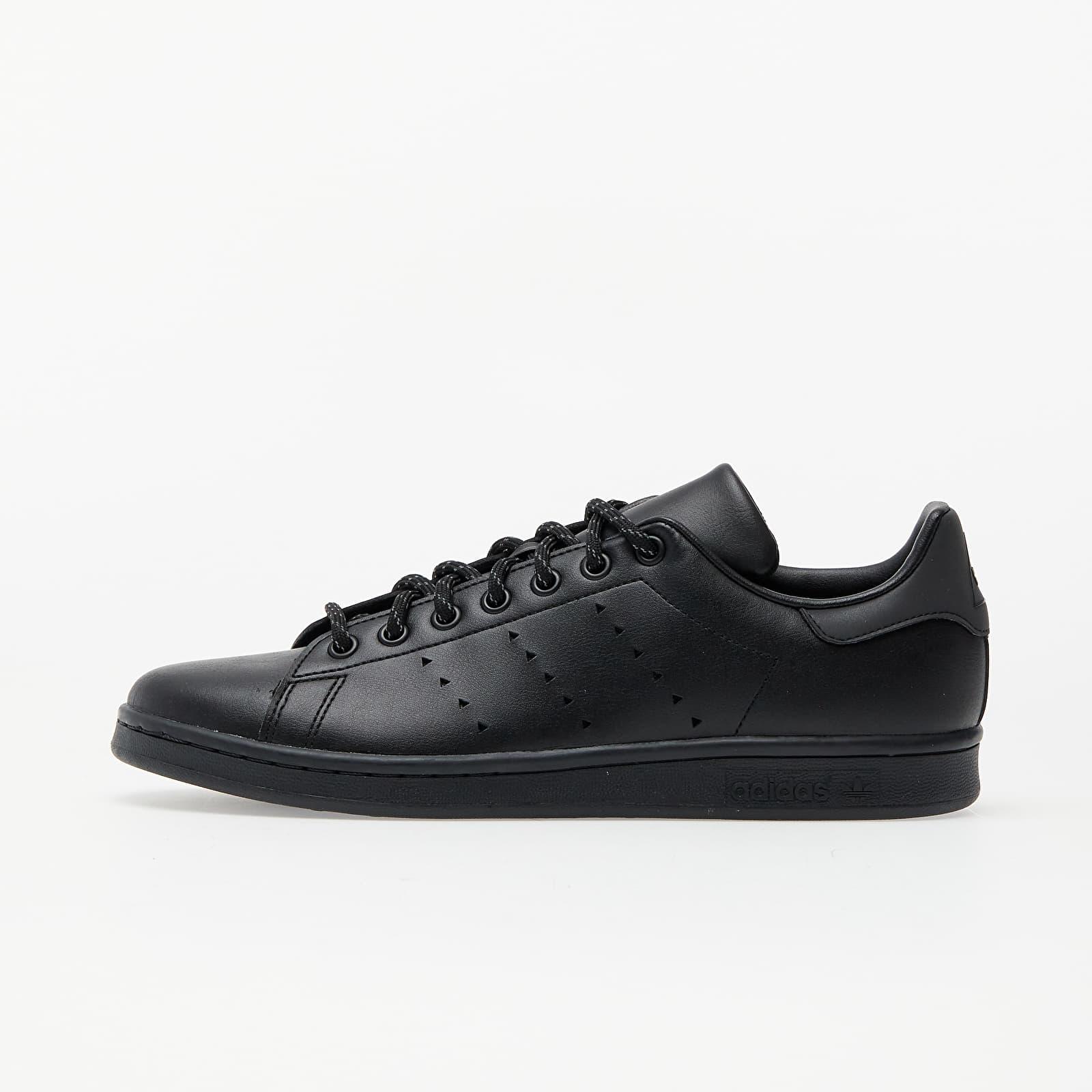 Мужская обувь adidas x Pharrell Williams Stan Smith Core Black/ Core Black/ Core Black