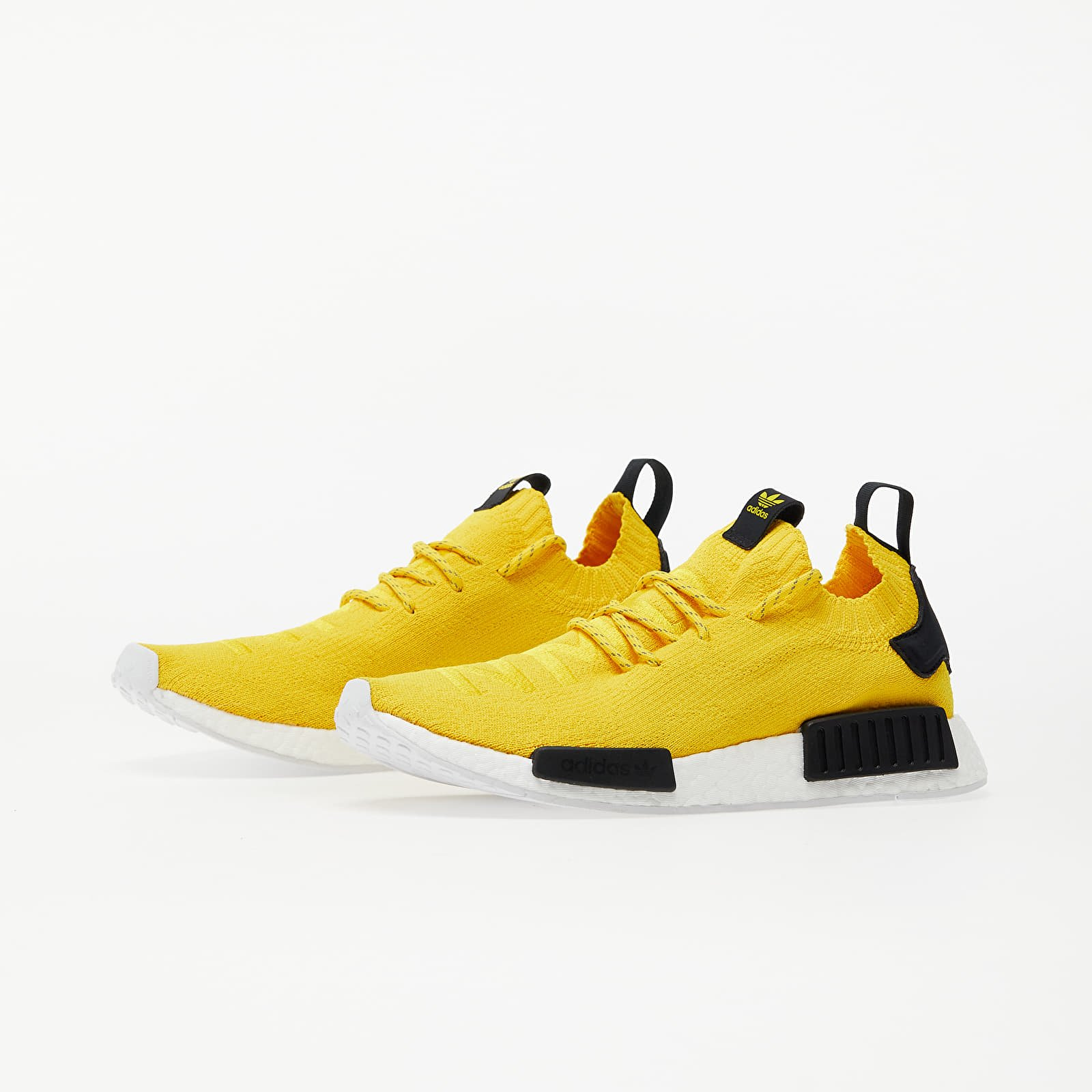 adidas NMD_R1 PrimeknitEqt Yellow/ Eqt Yellow/ Core Black