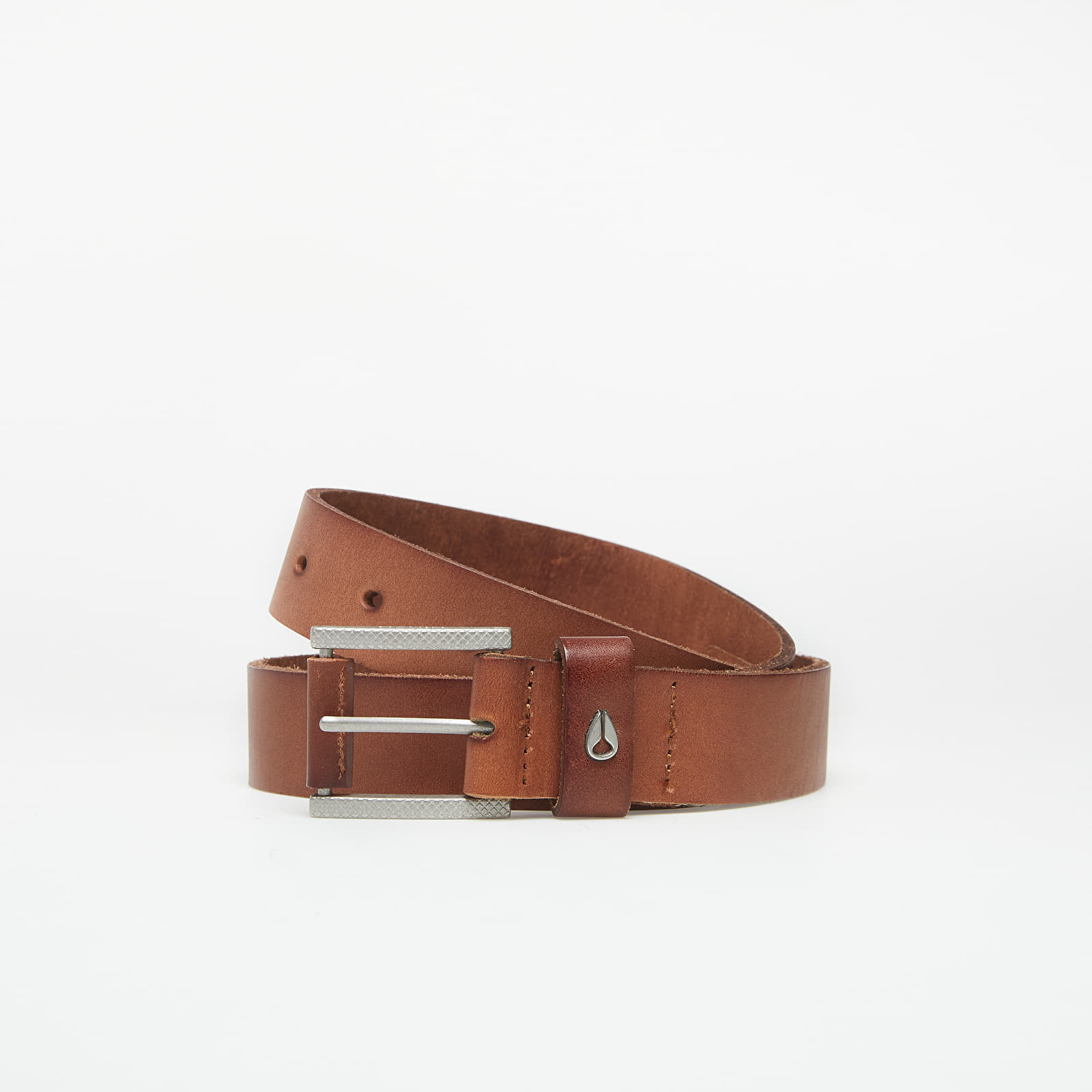 Pásky Nixon Americana Slim Belt Honey Brown