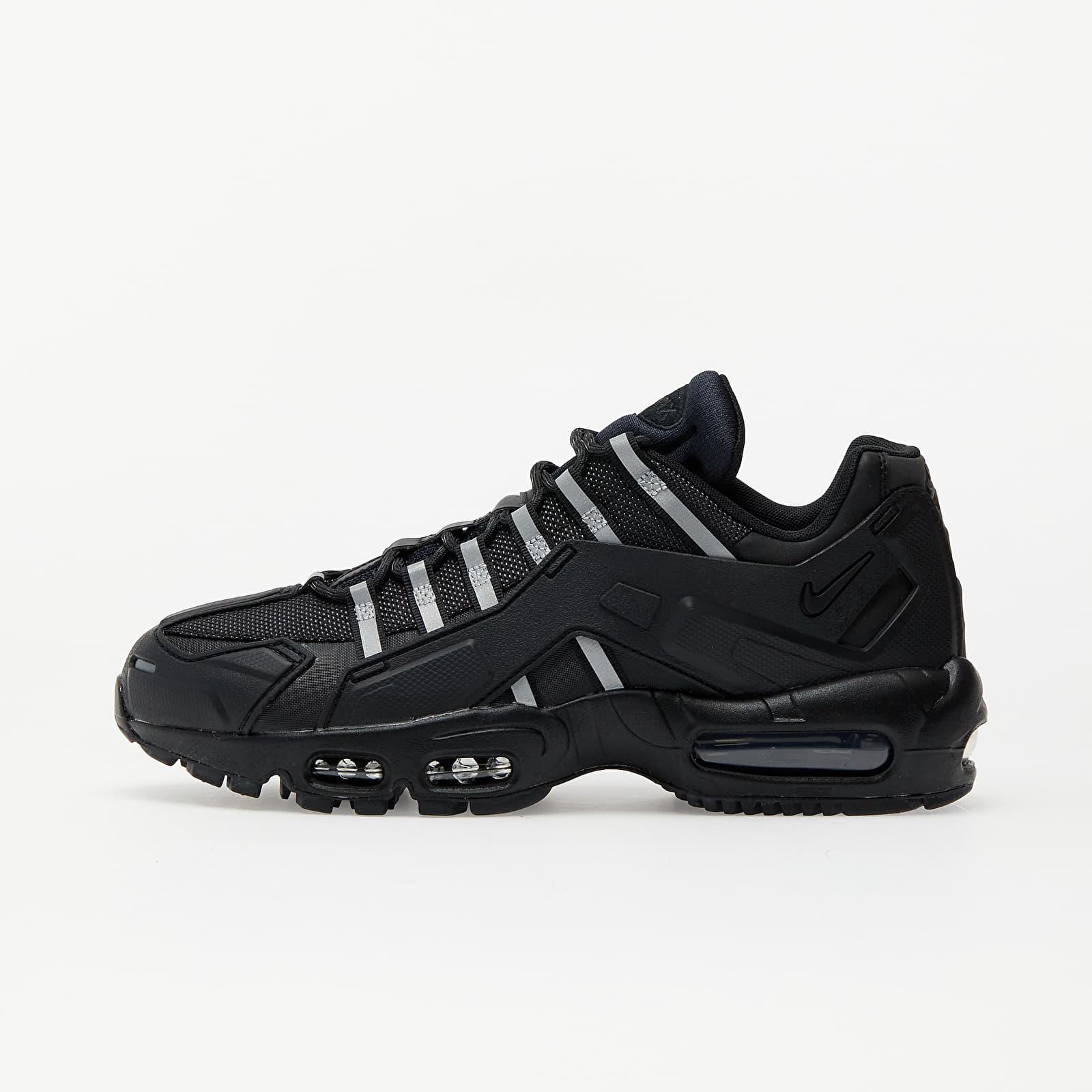 Pánske tenisky a topánky Nike Air Max 95 Ndstrkt Black/ Black-Black