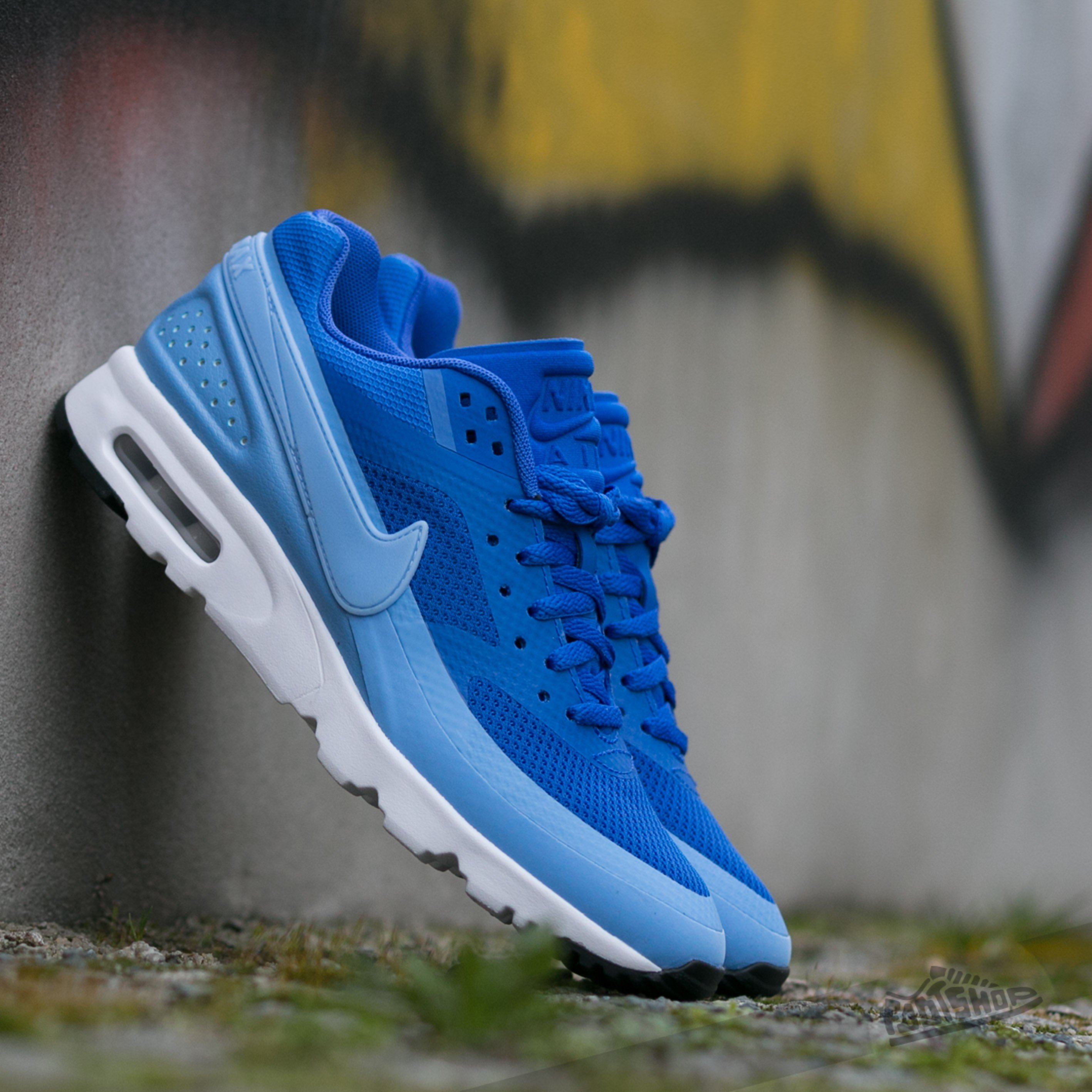 nike air max bw ultra bleu