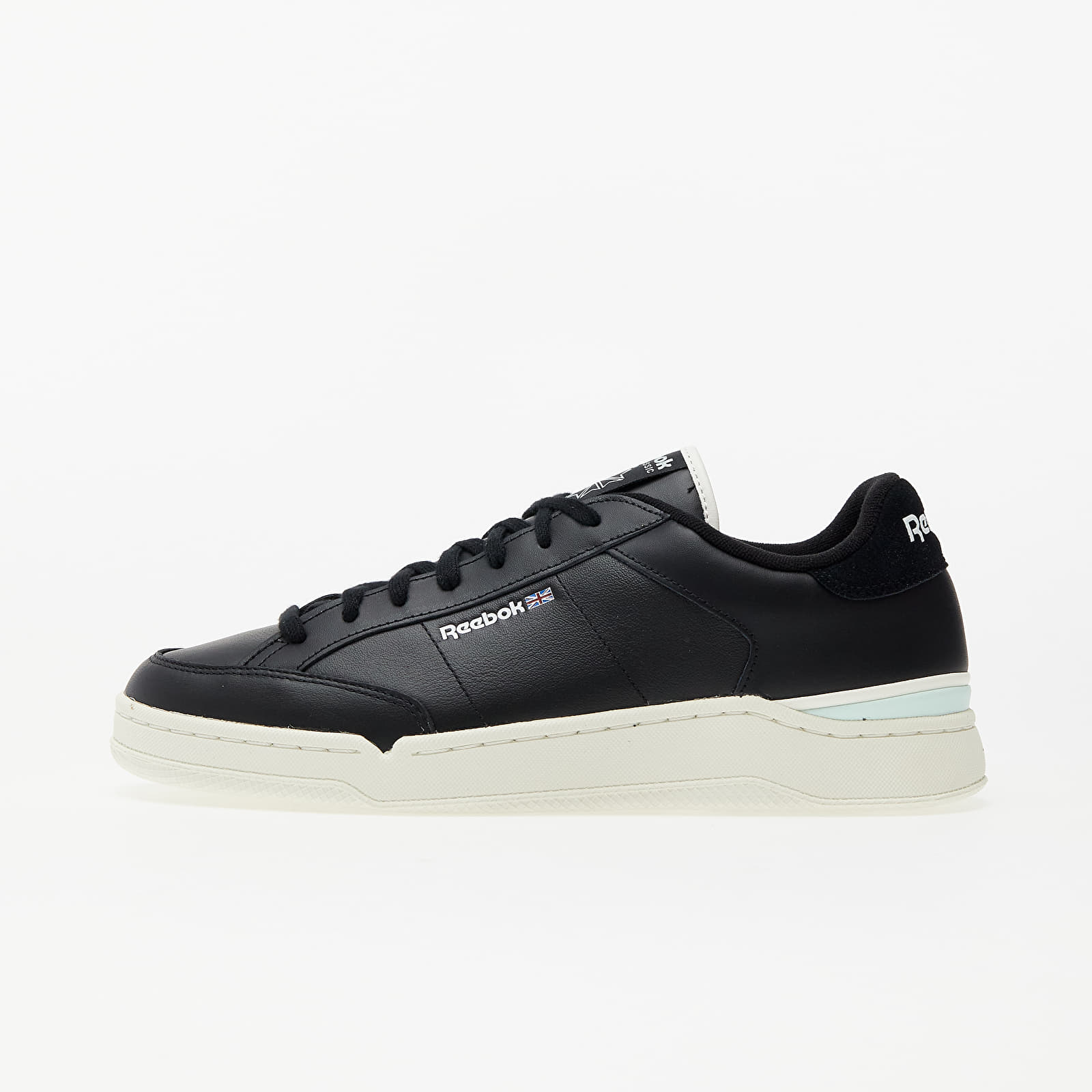 Мужская обувь Reebok AD Court Core Black/ Aqua Dust/ Ftw White