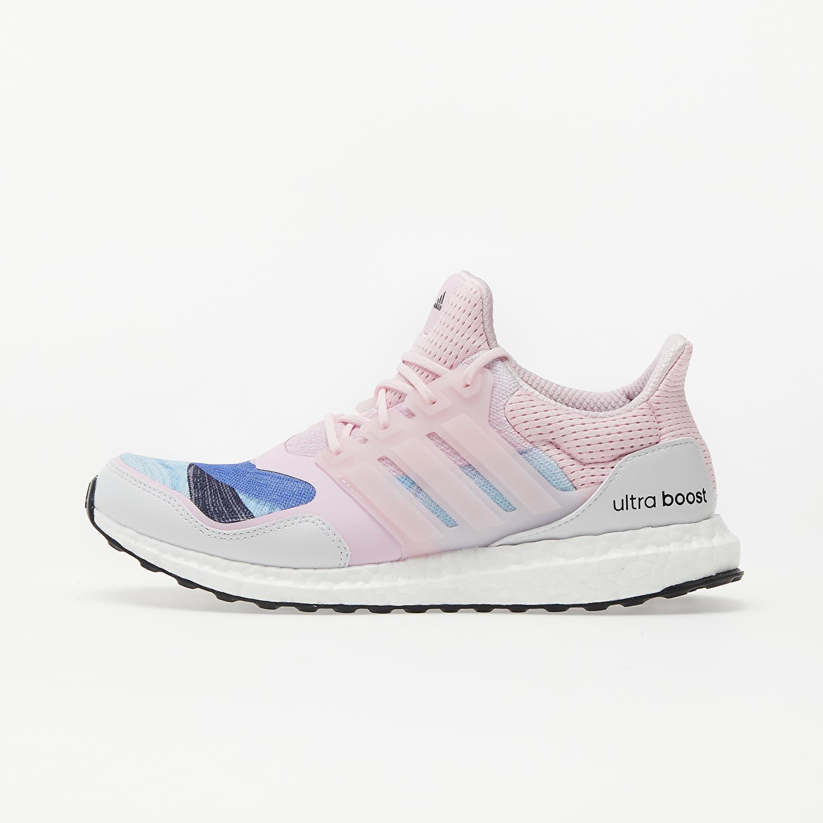 Dámske topánky a tenisky adidas UltraBOOST S&L DNA W Clear Pink/ Clear Pink/ Hazy Blue