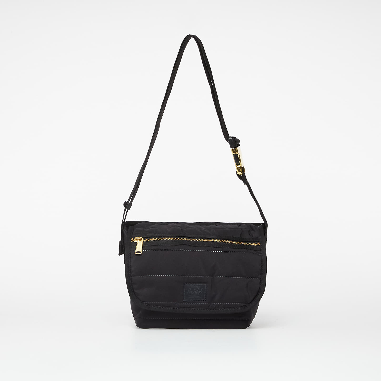 Sacs Herschel Supply Co. Grade Messenger Mini Crossbody Black