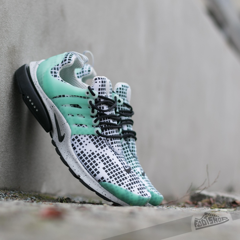 buy popular c4907 8bfb5 Nike Air Presto GPX White Black - Green Glow - Natural Grey
