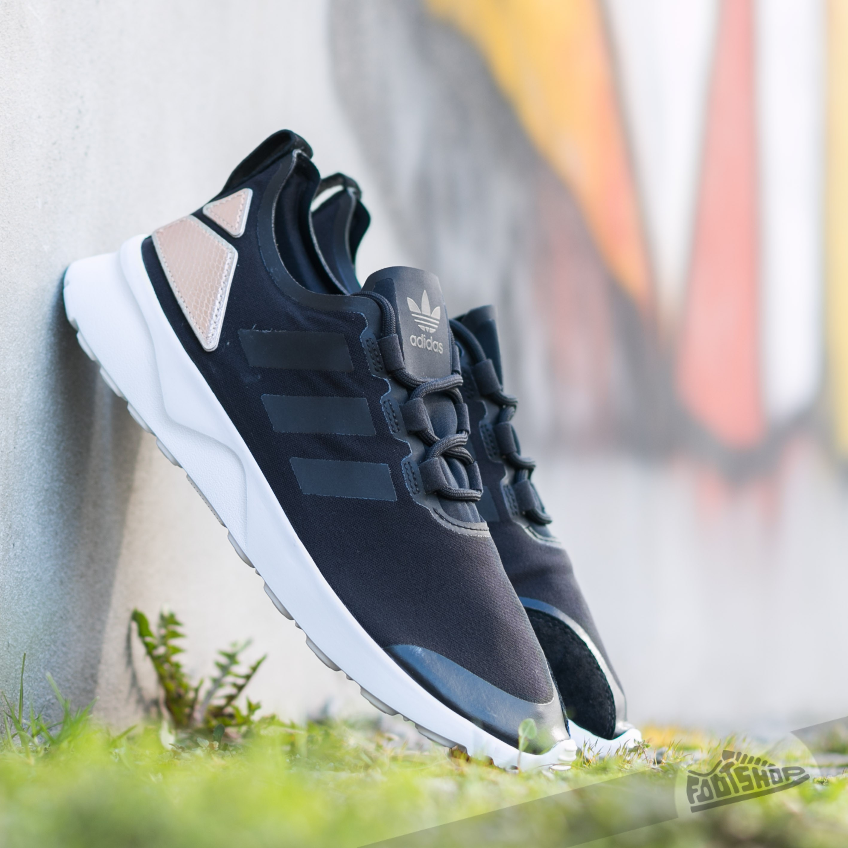 premium selection a5027 8ea25 adidas Zx Flux ADV Verve W Core Black/ Core Black/ Copper ...