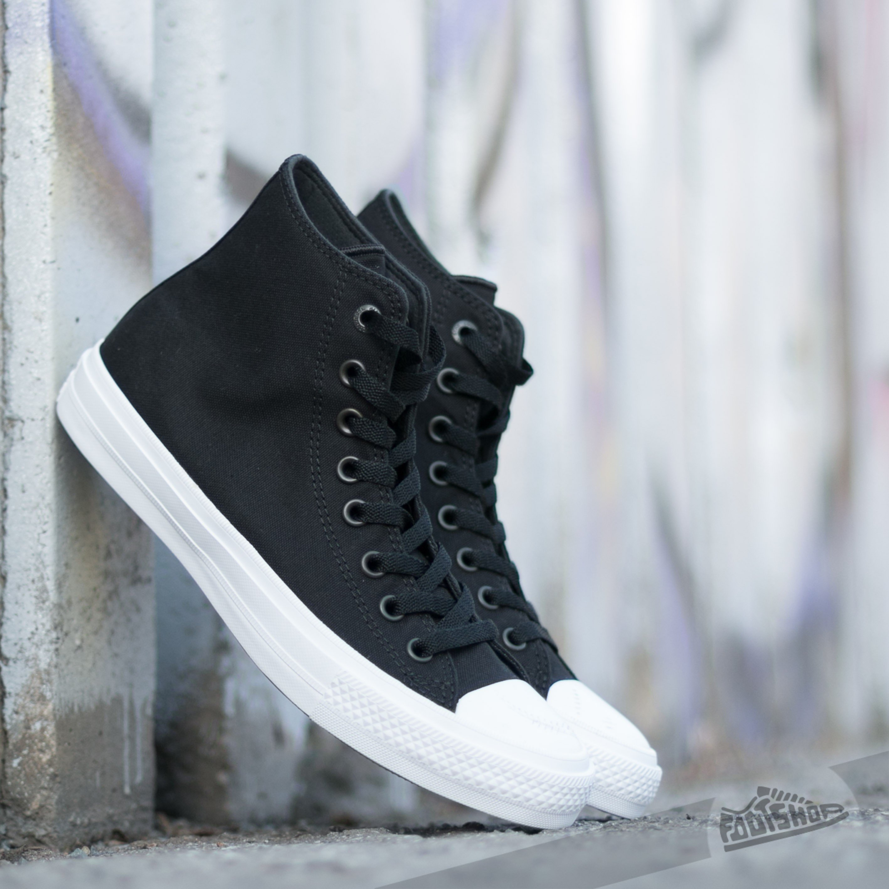 57602e6fc0f88 Converse CT II Hi Black/ White | Footshop