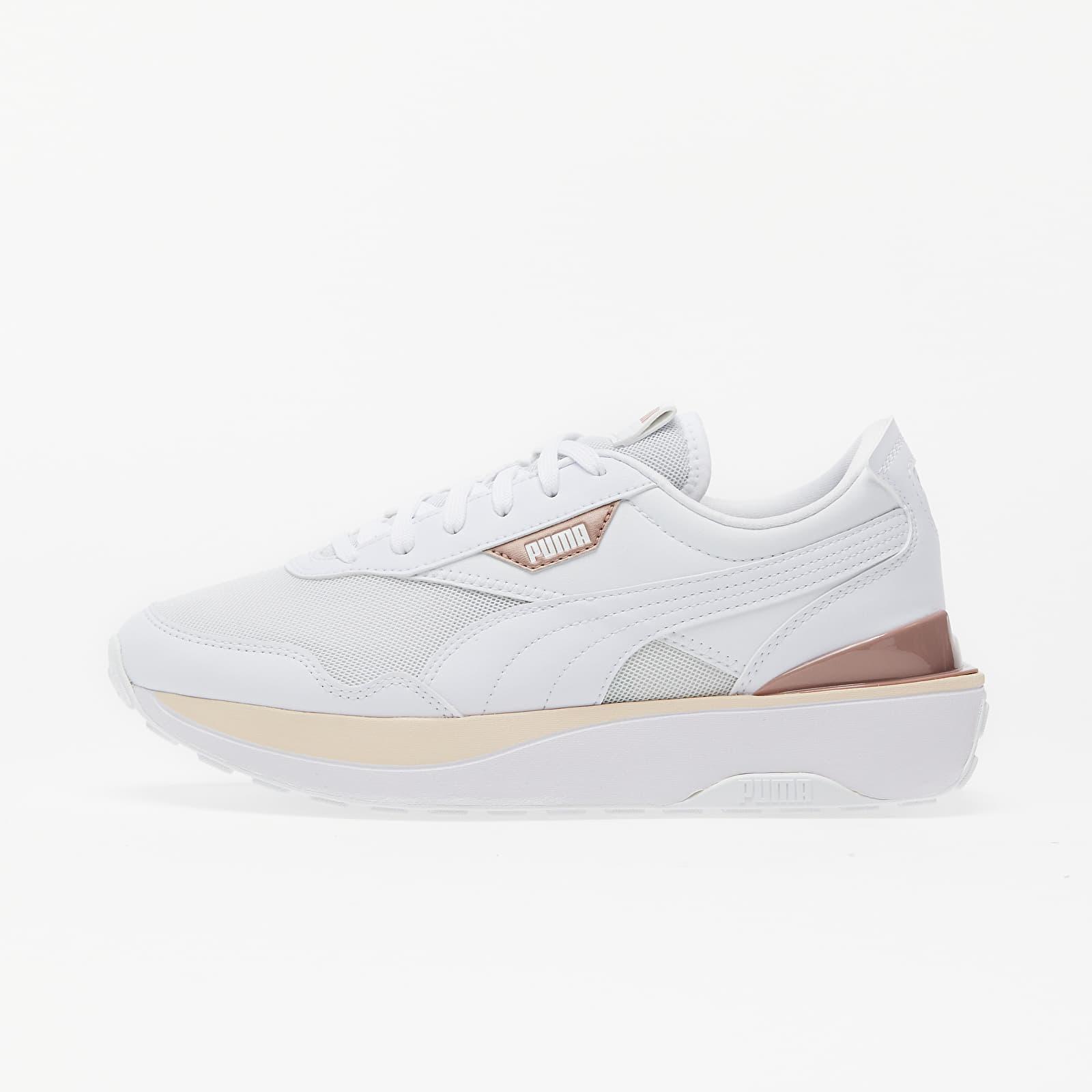 Damen Sneaker und Schuhe Puma Cruise Rider Wn S Puma White-Cloud Pink