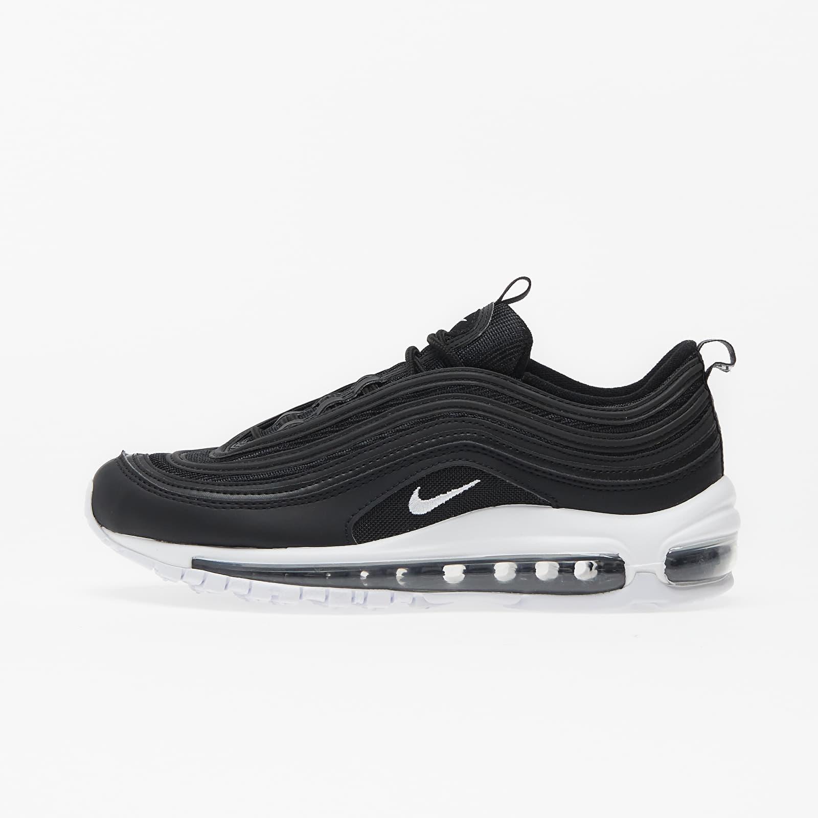Női cipők Nike Air Max 97 (GS) Black/ White