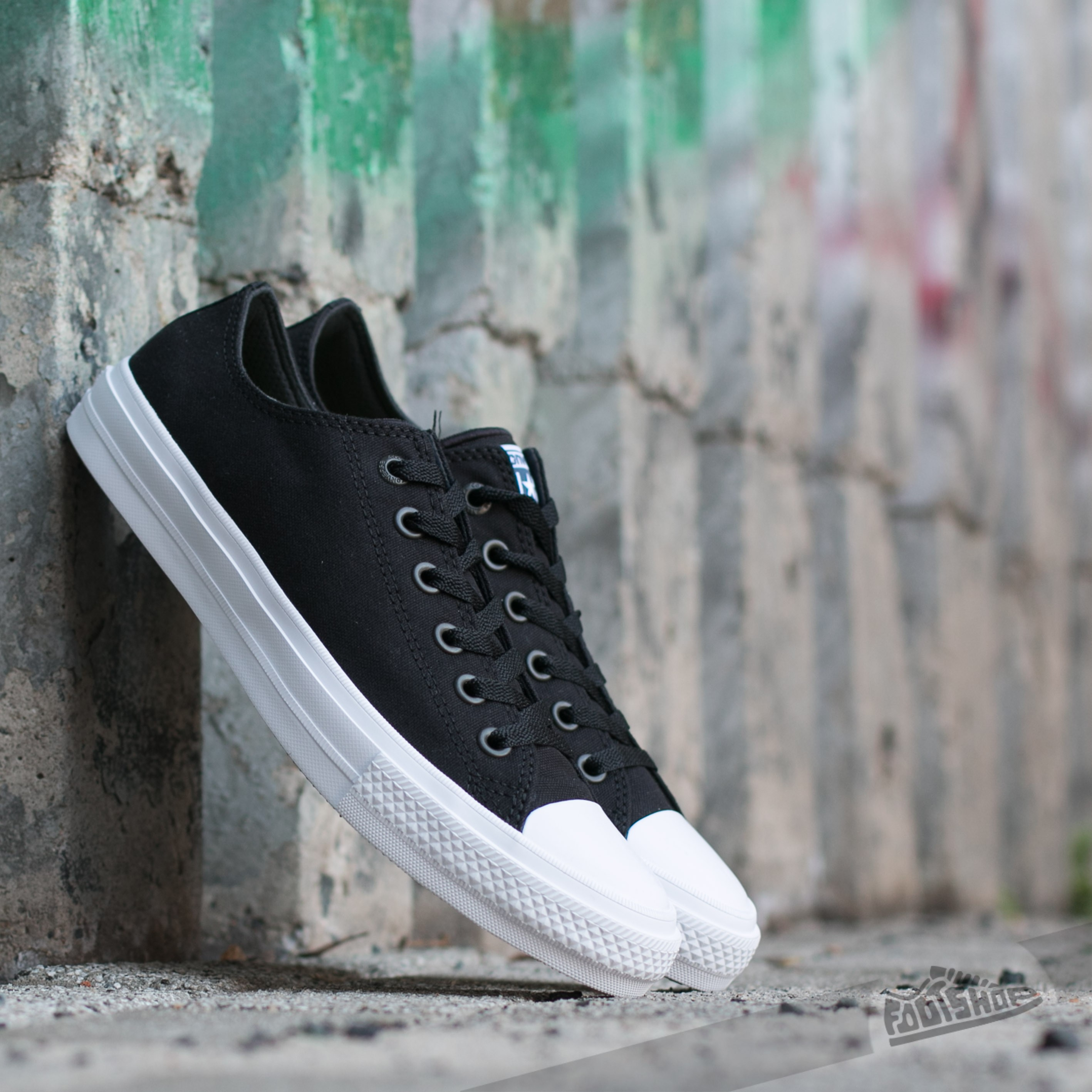 cae4424ccd4d Converse CT II Ox Black  White