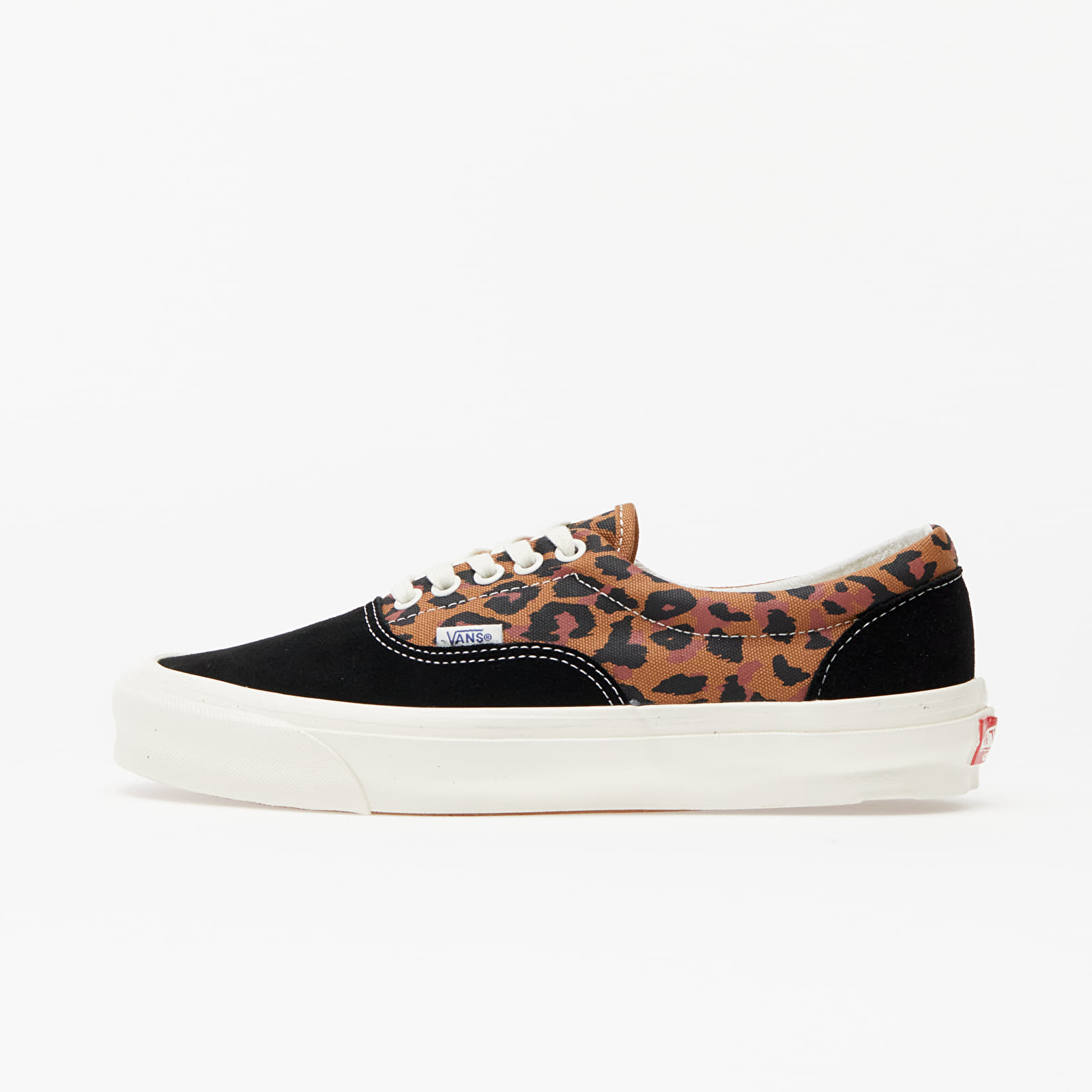 Vans OG Era LX (Suede/ Canvas) Leopard/ Marshmallow | Footshop