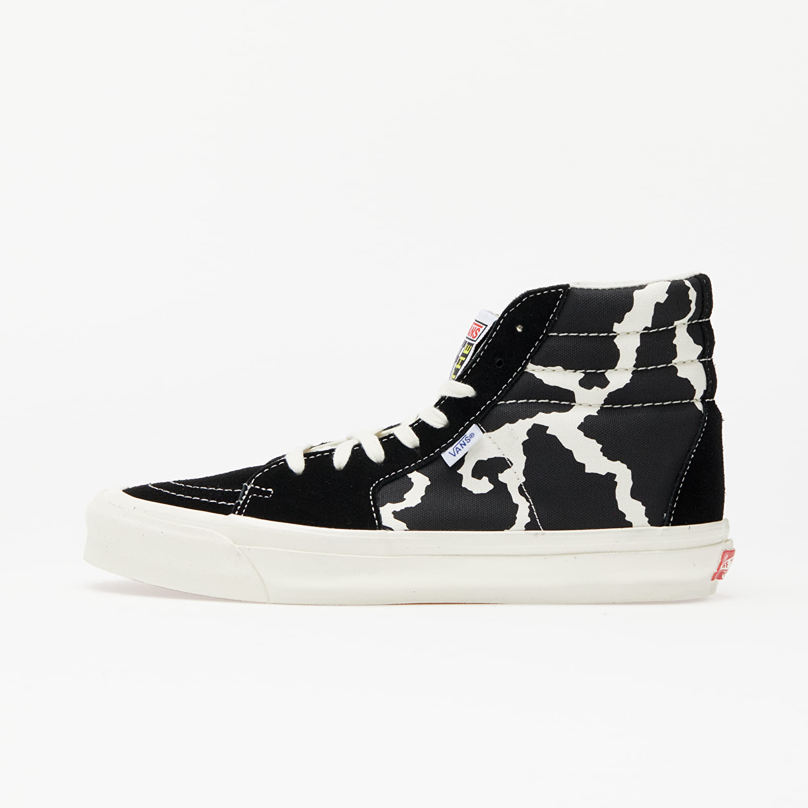 Chaussures et baskets homme Vans OG Style 38 NS LX (Suede/ Canvas) Classic White/ Black/ Marshmallow
