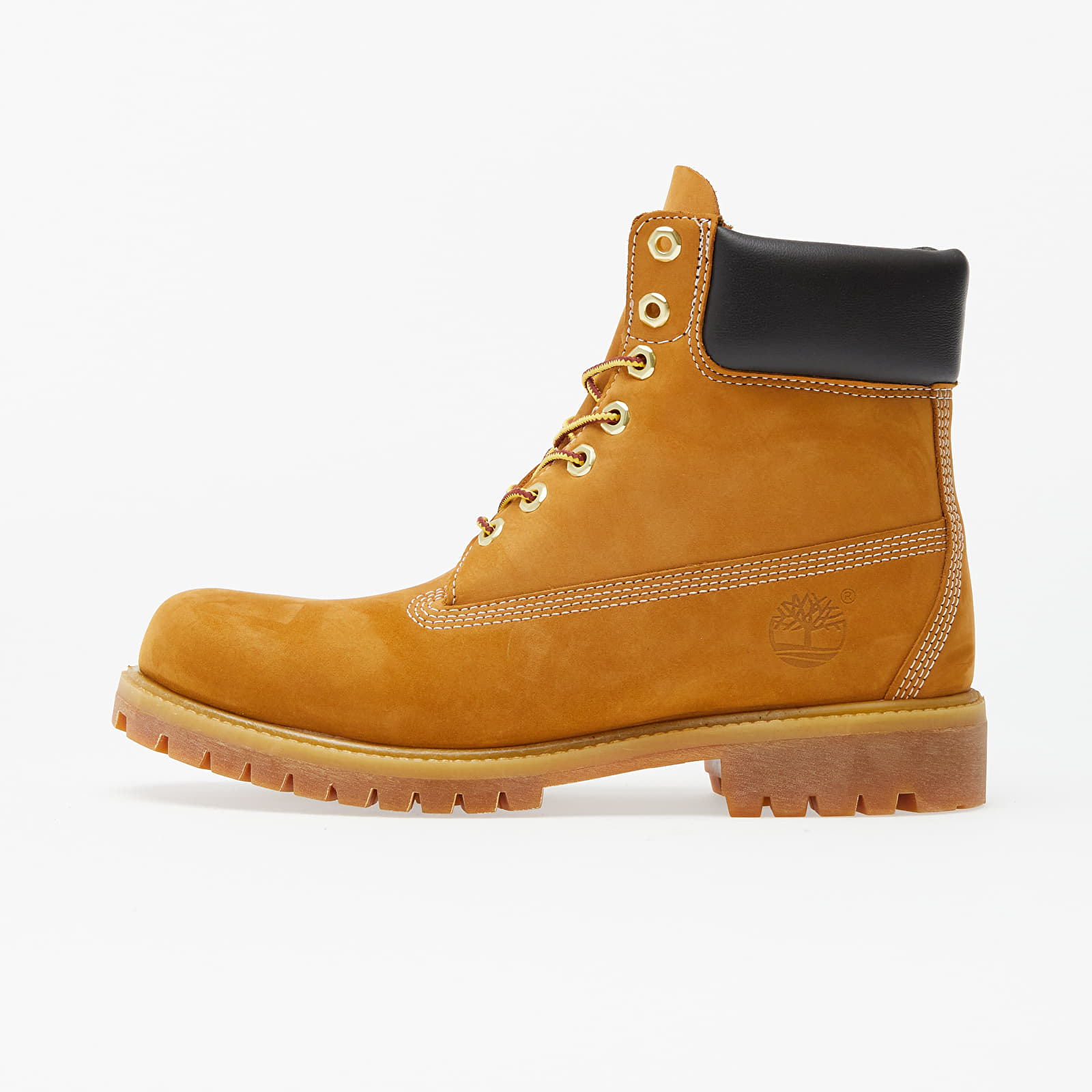Timberland Premium 6 In Waterproof Boot Wheat Nubuck EUR 44.5