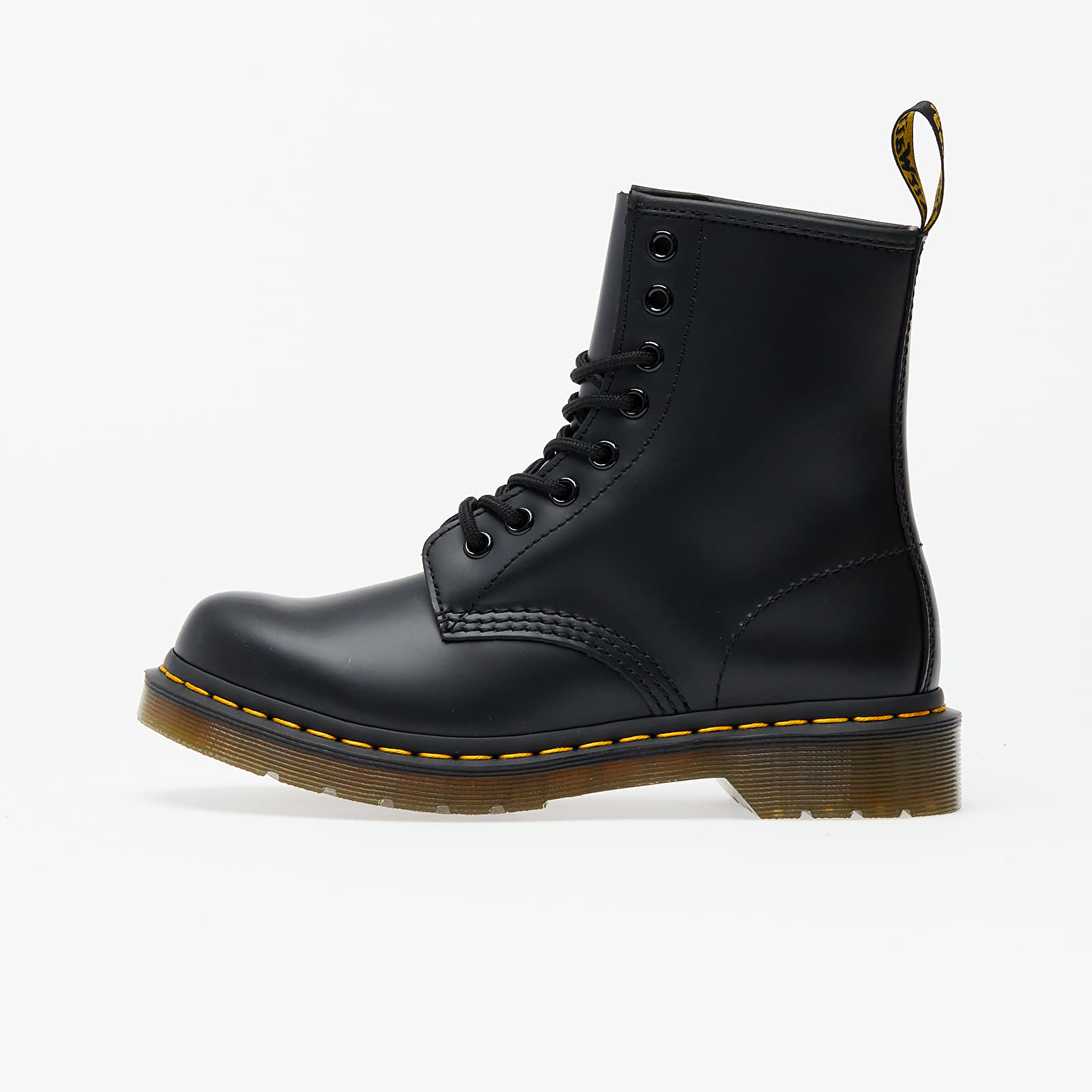 Women's shoes Dr. Martens 1460 W Black Smooth