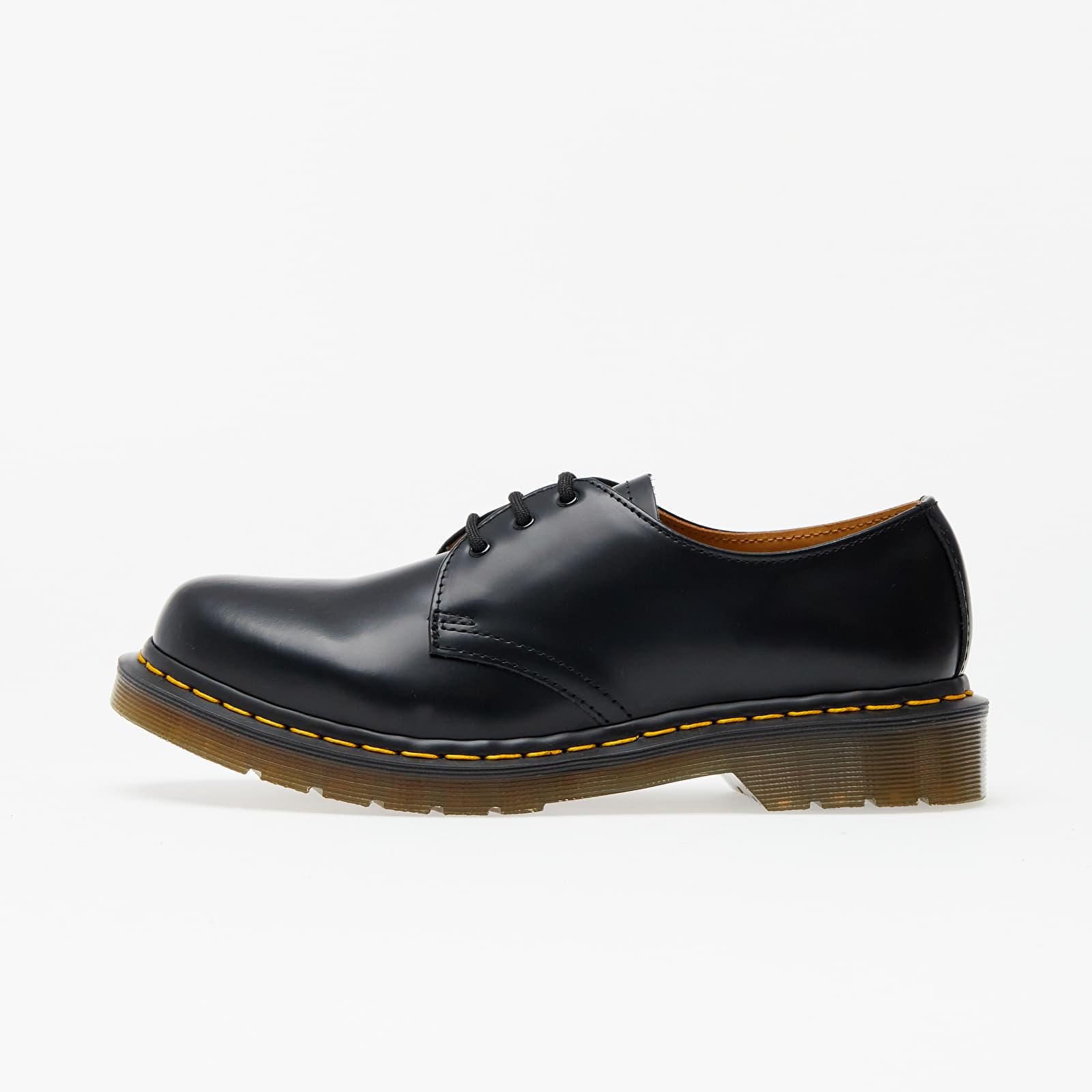 Zapatillas mujer Dr. Martens 1461 W Black Smooth