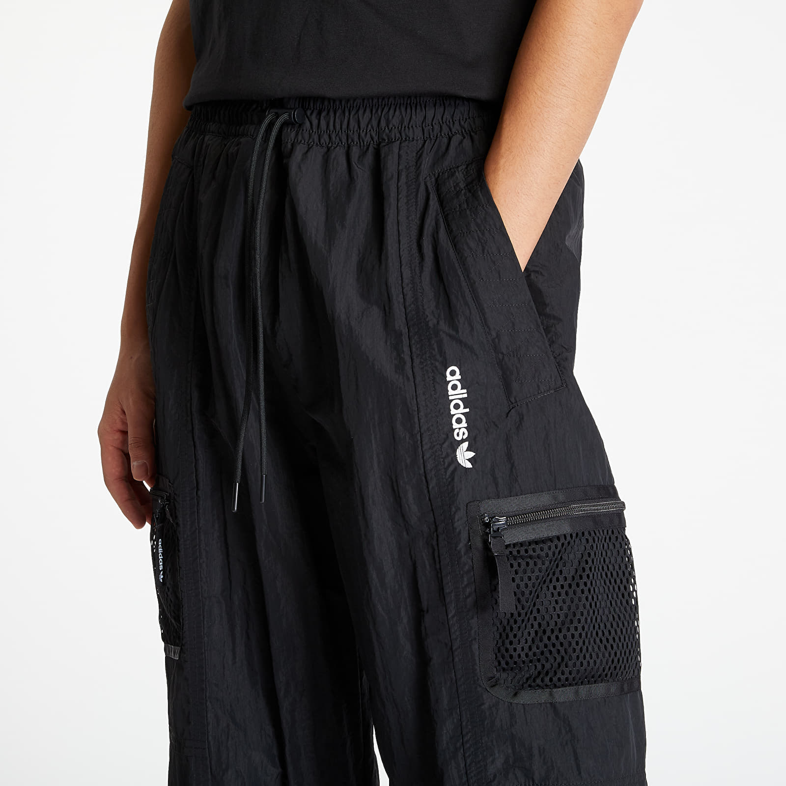 Pants and jeans adidas Adventure Woven Cargo Pants Black