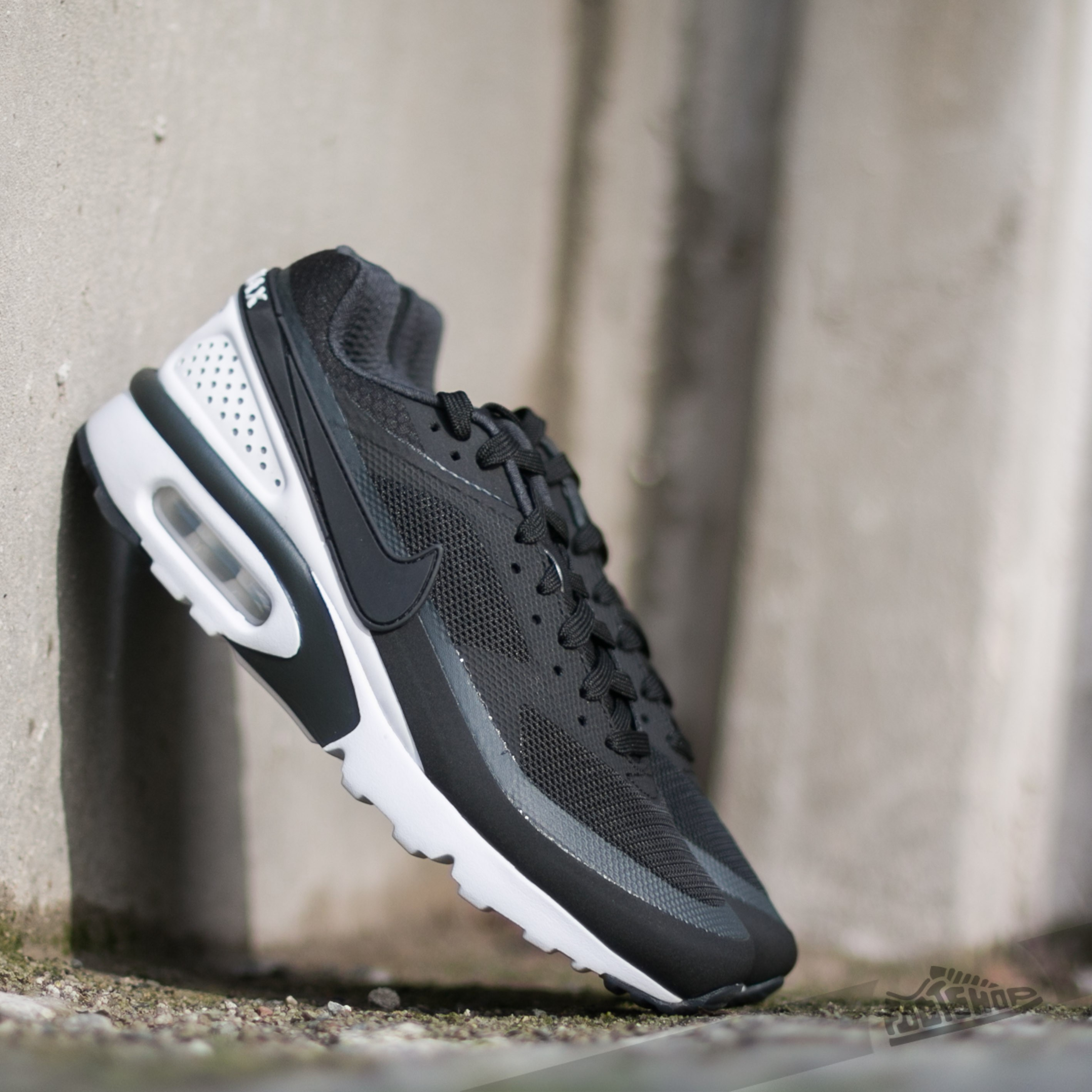 sports shoes abba2 529ec Nike Air Max Bw Ultra Black  Black  Anthracite