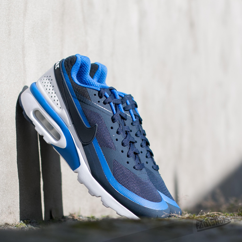 Nike Air Max Bw Ultra Mid Navy Mid Navy Hyper Cobalt | Footshop