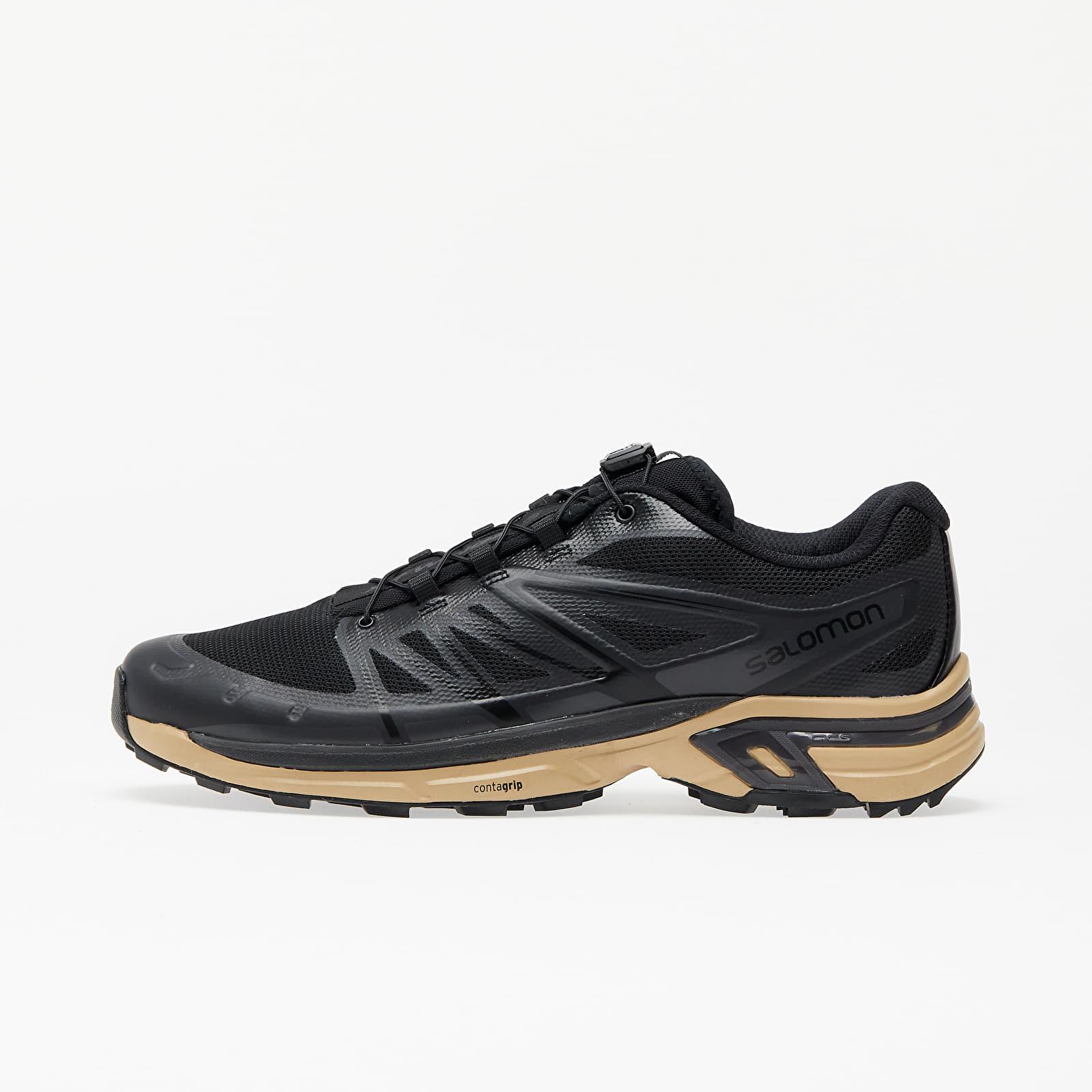 Men's shoes Salomon XT-Wings 2 Advanced Black/ Safari/ Magnet