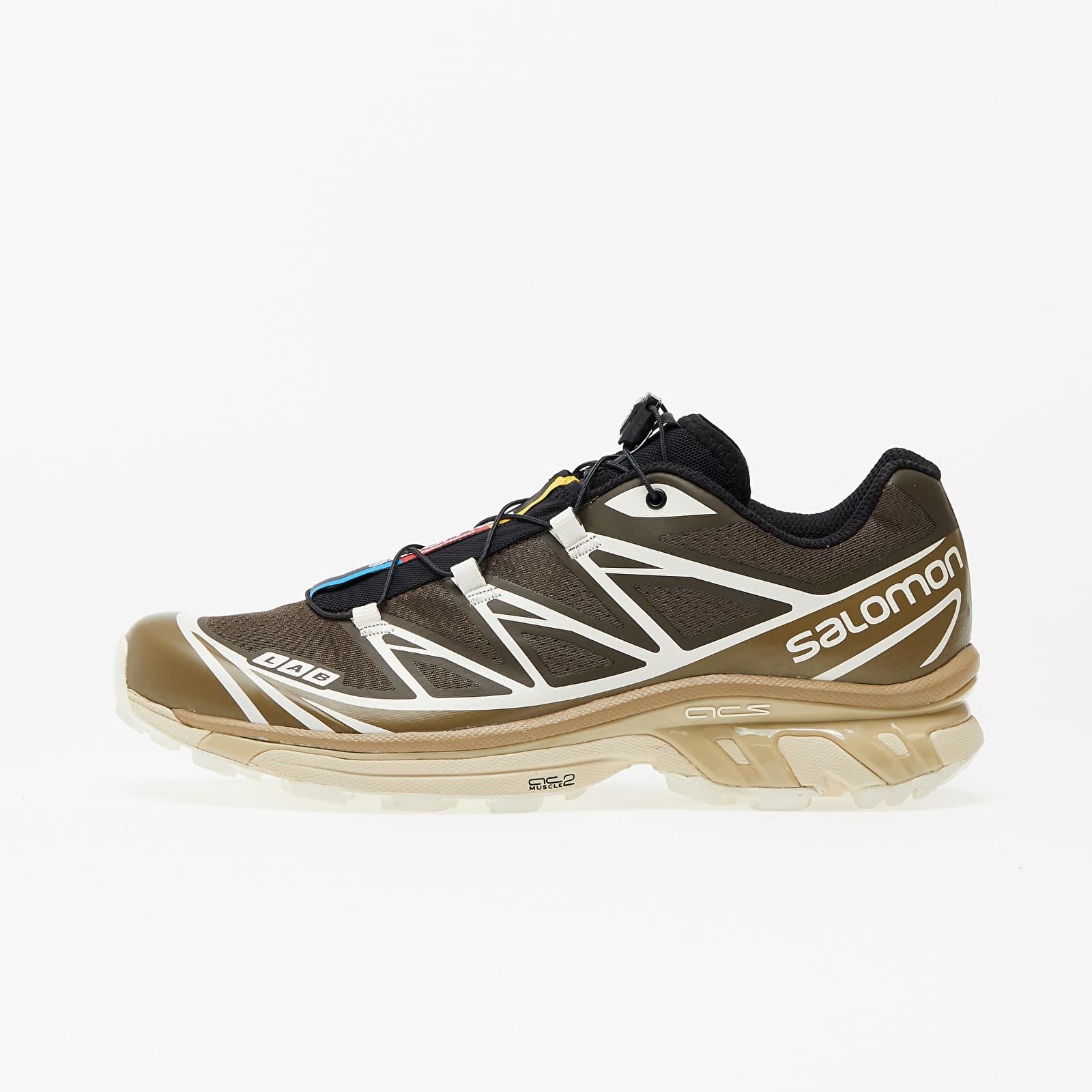 Men's shoes Salomon XT-6 Advanced Wren/ Kangaroo/ Vanilla Ice