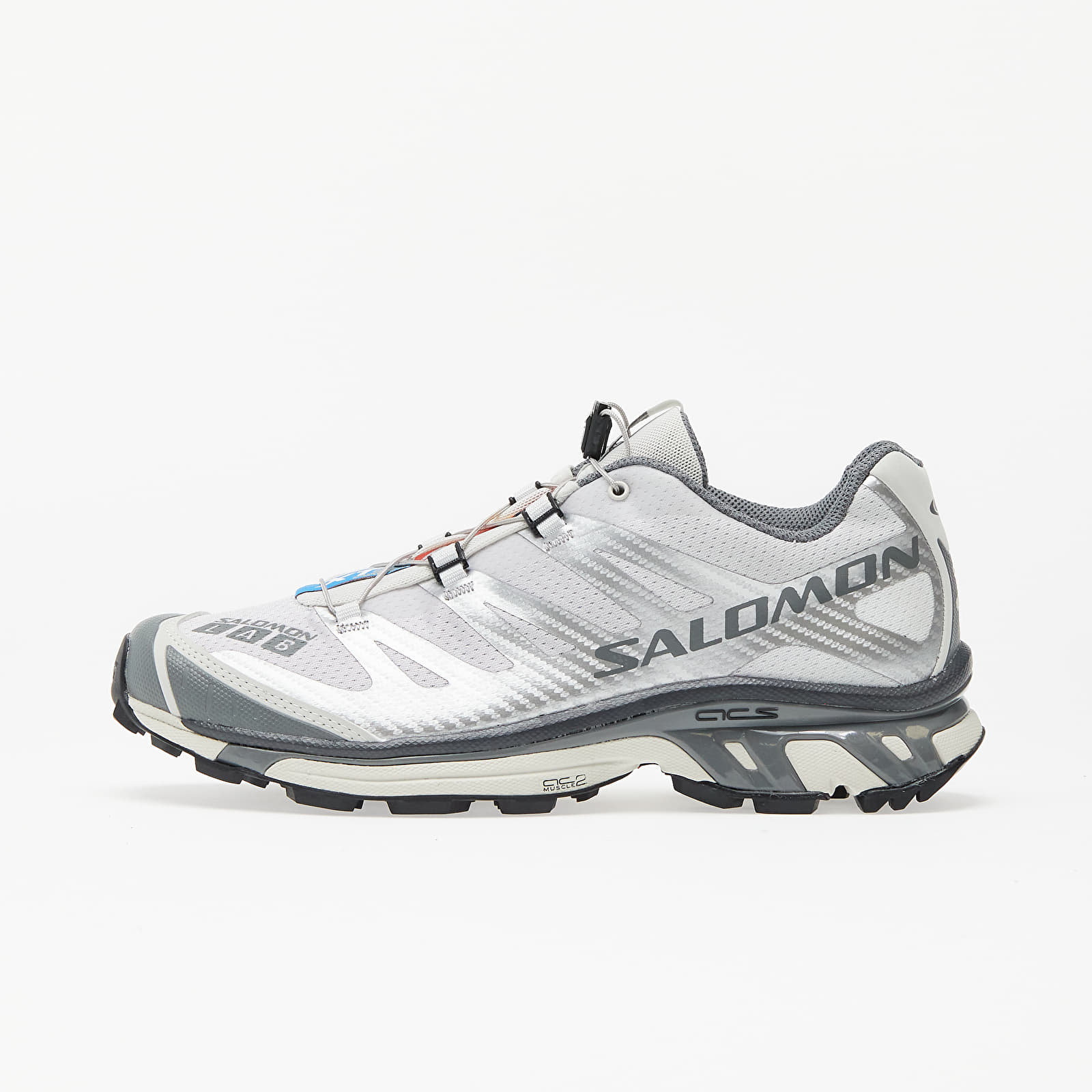 Men's shoes Salomon XT-4 Advanced Silver Metalic/ Lunar Rock/ Black