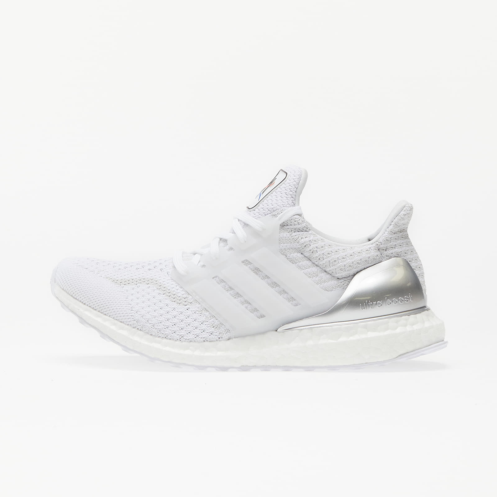 Women's shoes adidas UltraBOOST 5.0 DNA W Ftwr White/ Ftwr White/ Grey One