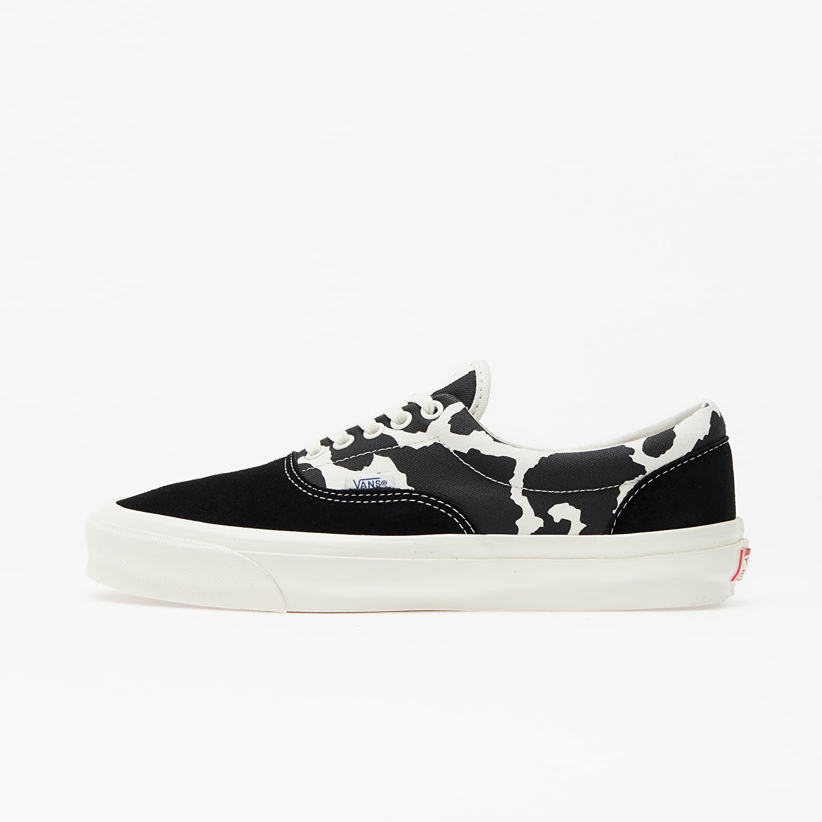 Chaussures et baskets homme Vans OG Era LX (Suede/ Canvas) Classic White/ Black/ Marshmallow