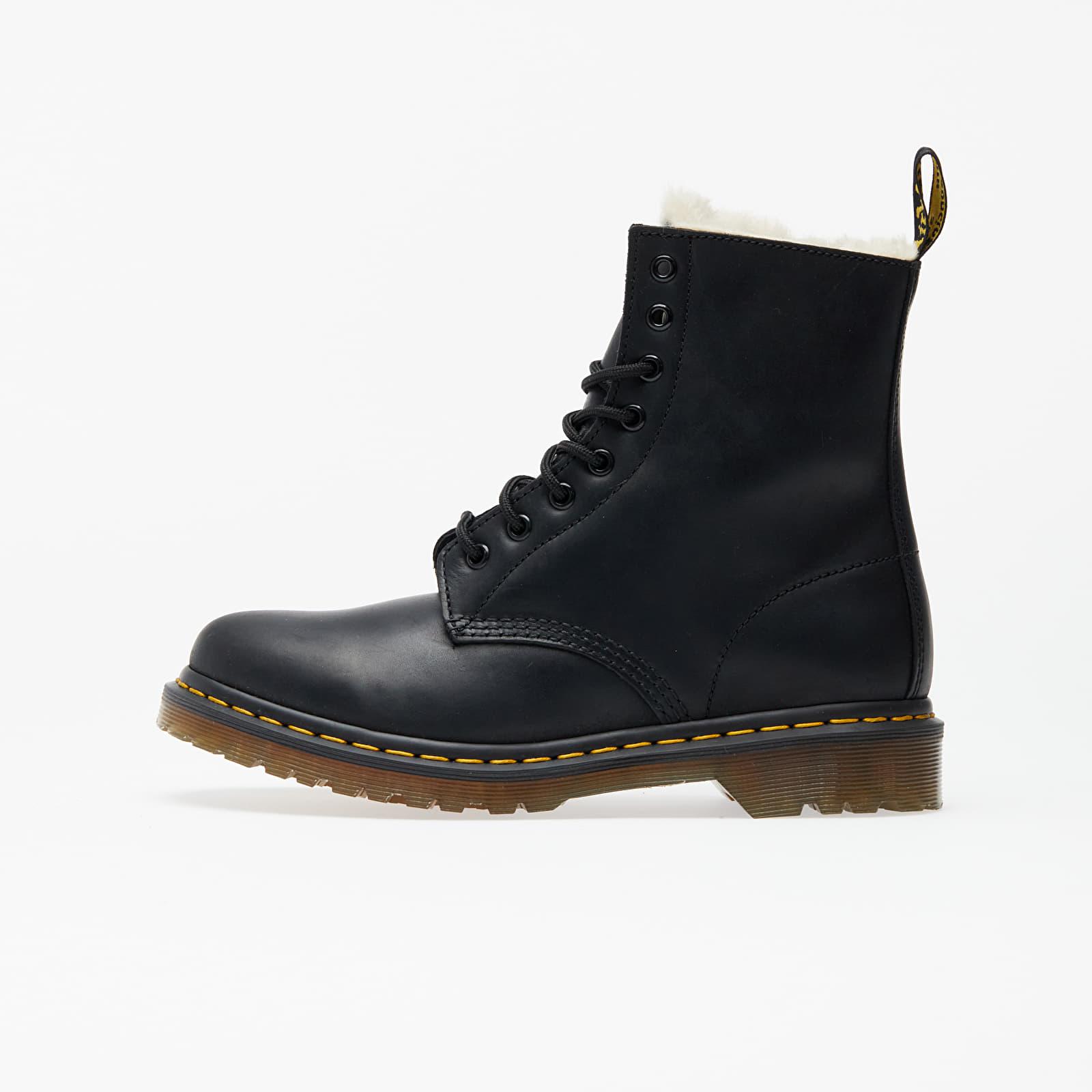 Női cipők Dr. Martens 1460 Serena Black Wyoming