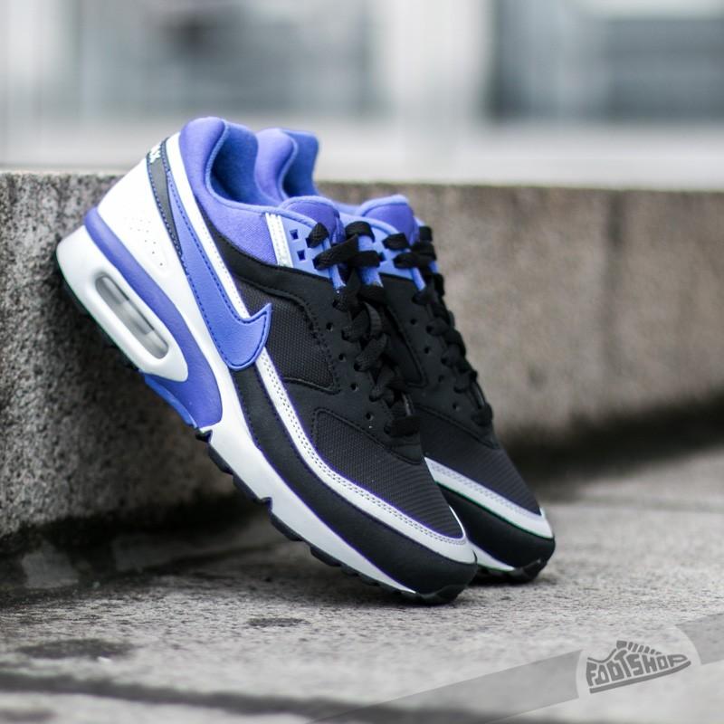 Nike Wmns Air Max Bw Black Persian Violet White | Footshop