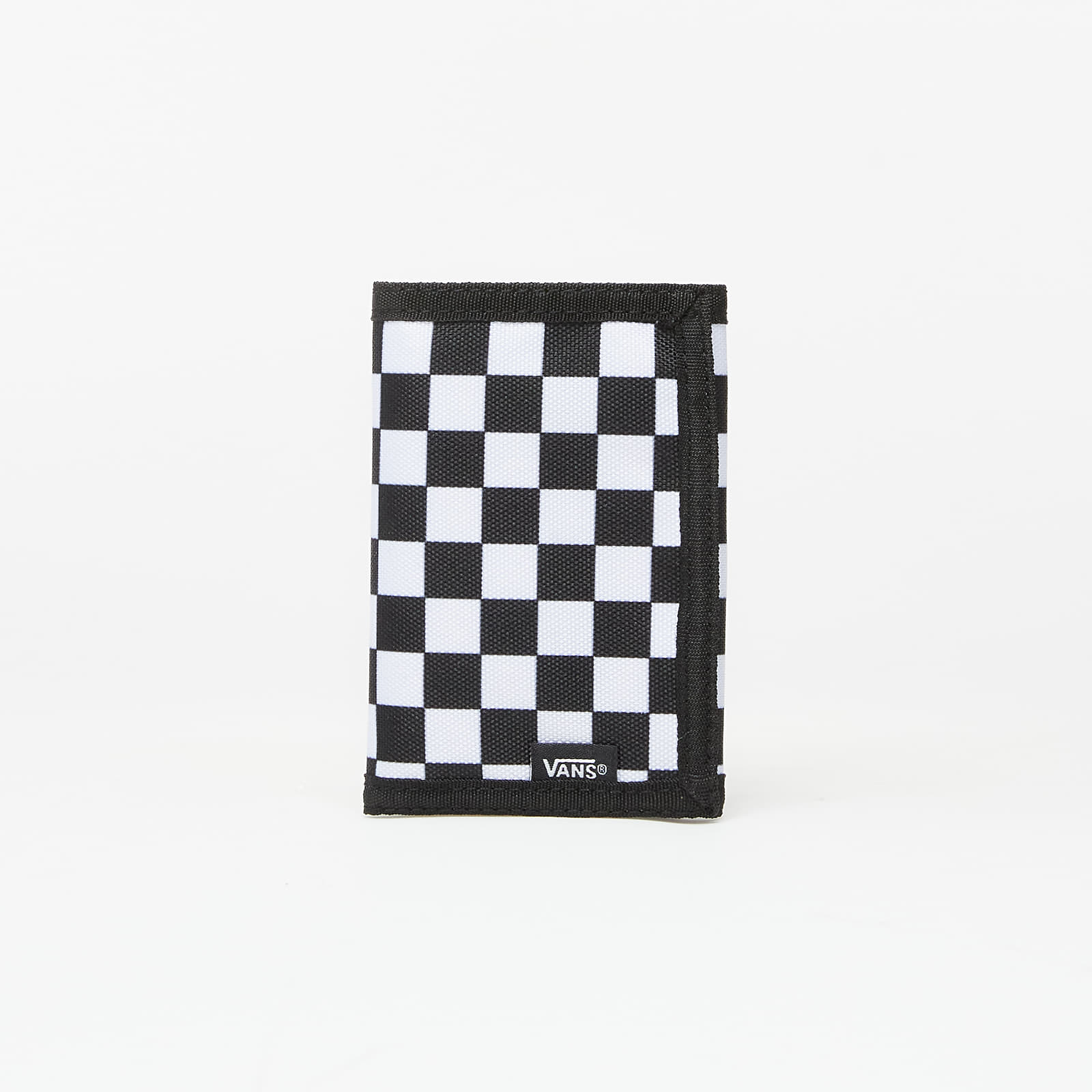 Portefeuilles Vans Slipped Wallet Black/ White Check
