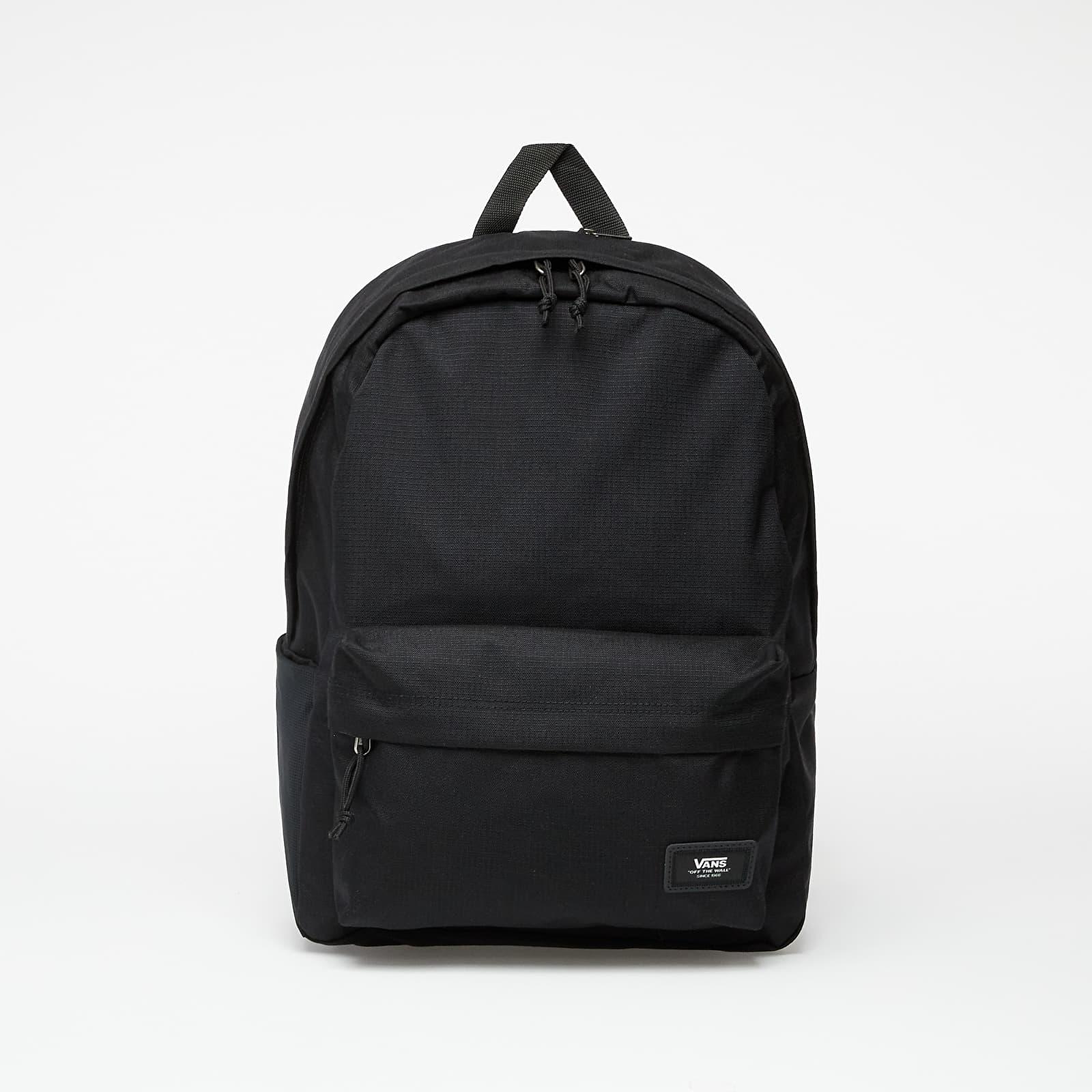 Batohy Vans Old Skool Plus II Backpack Black Ripstop