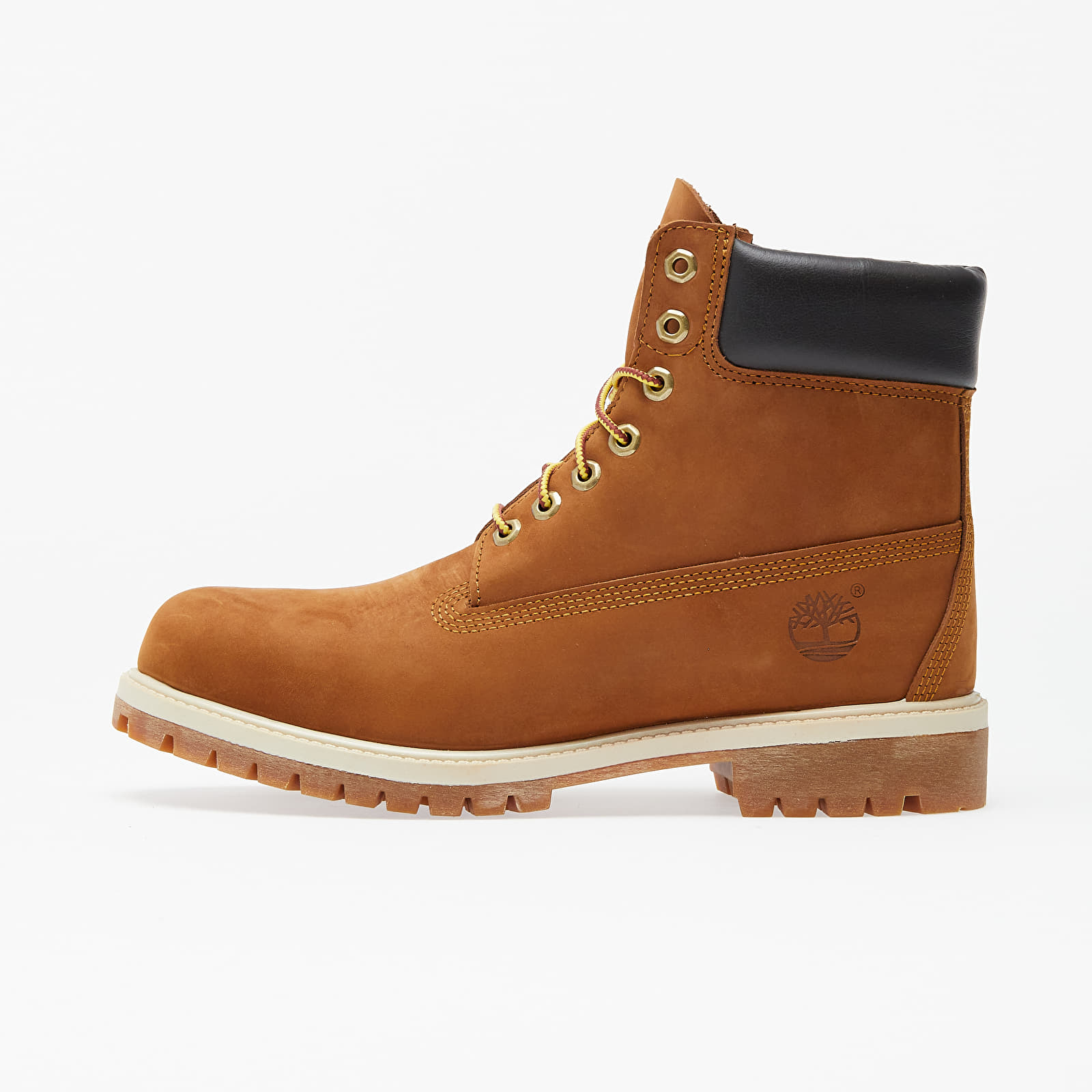 Chaussures et baskets homme Timberland Waterproof 6-Inch Premium Boot Rust Orange