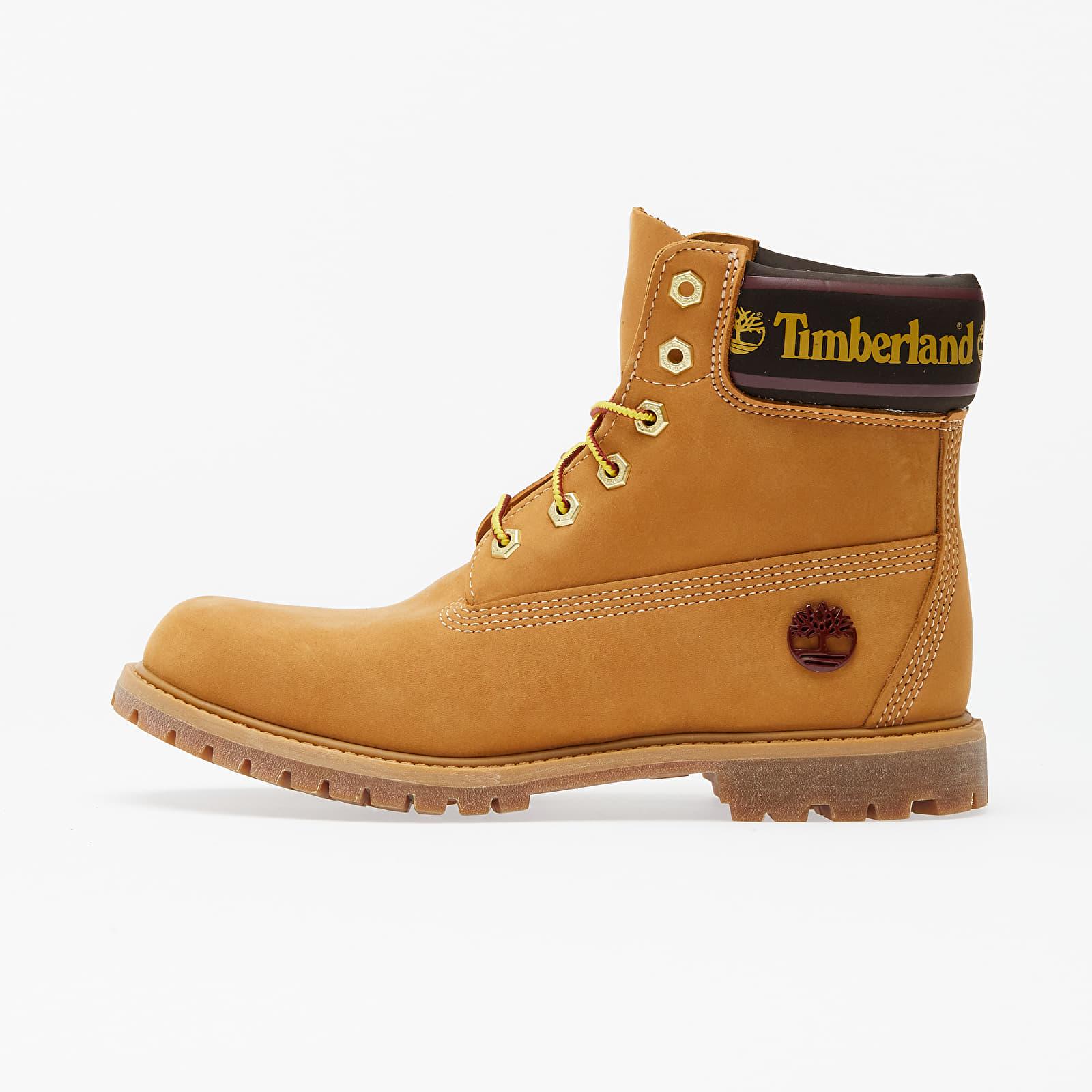 Női cipők Timberland 6in Premium WP Boot L/F- W Wheat
