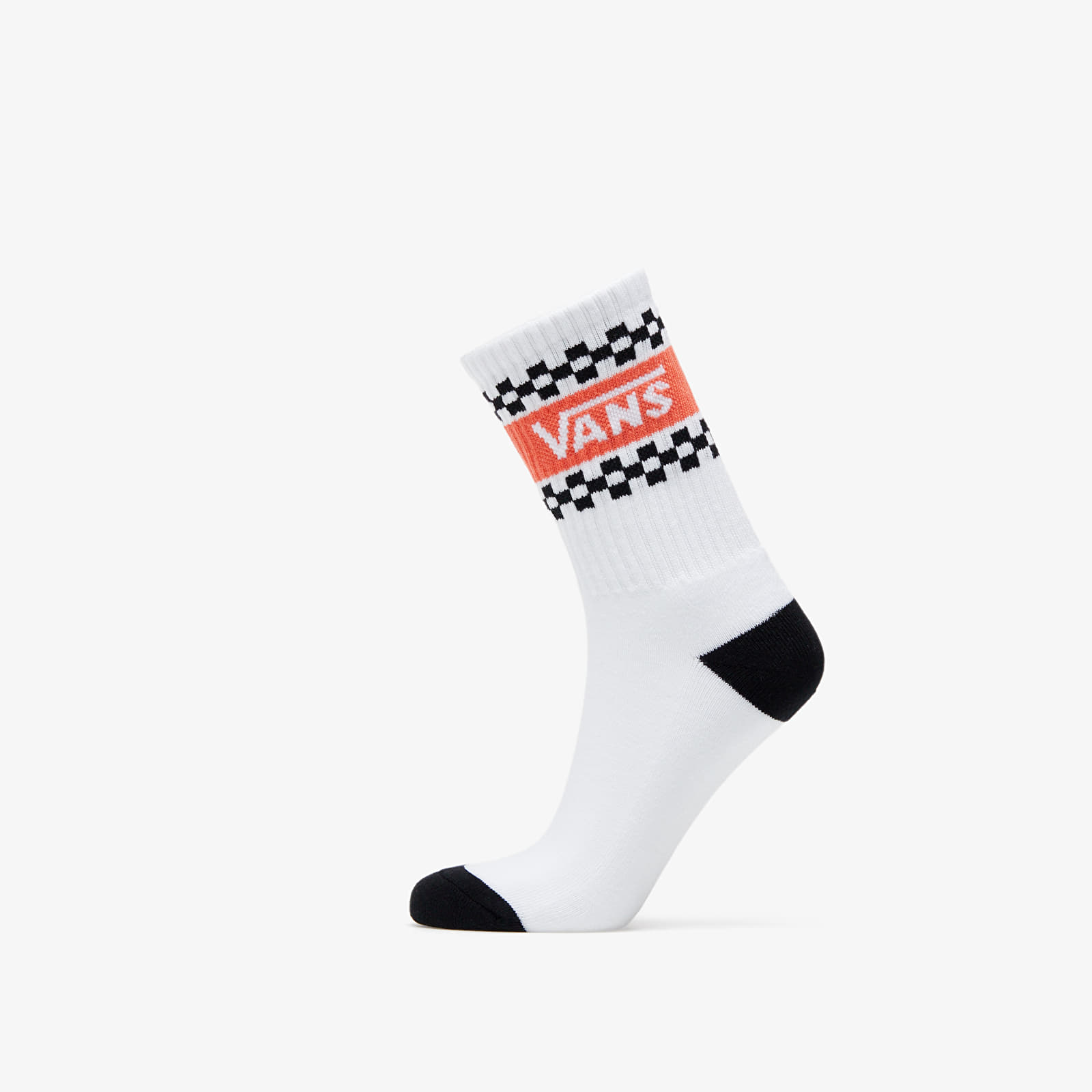 Chaussettes Vans Girl Gang Crew Socks 1Pack Hot Coral